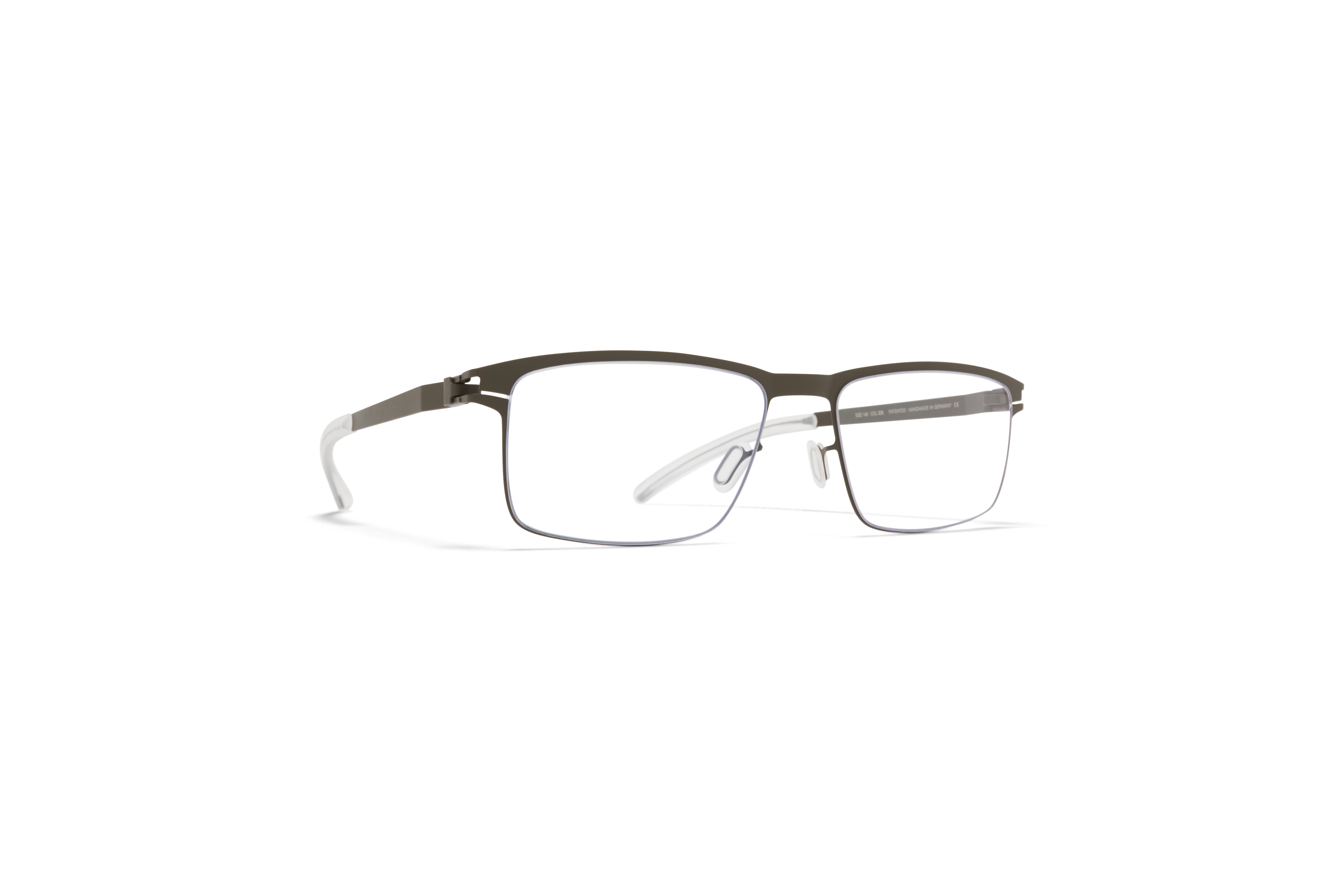 MYKITA No1 Rx Dennis Camou Green Clear
