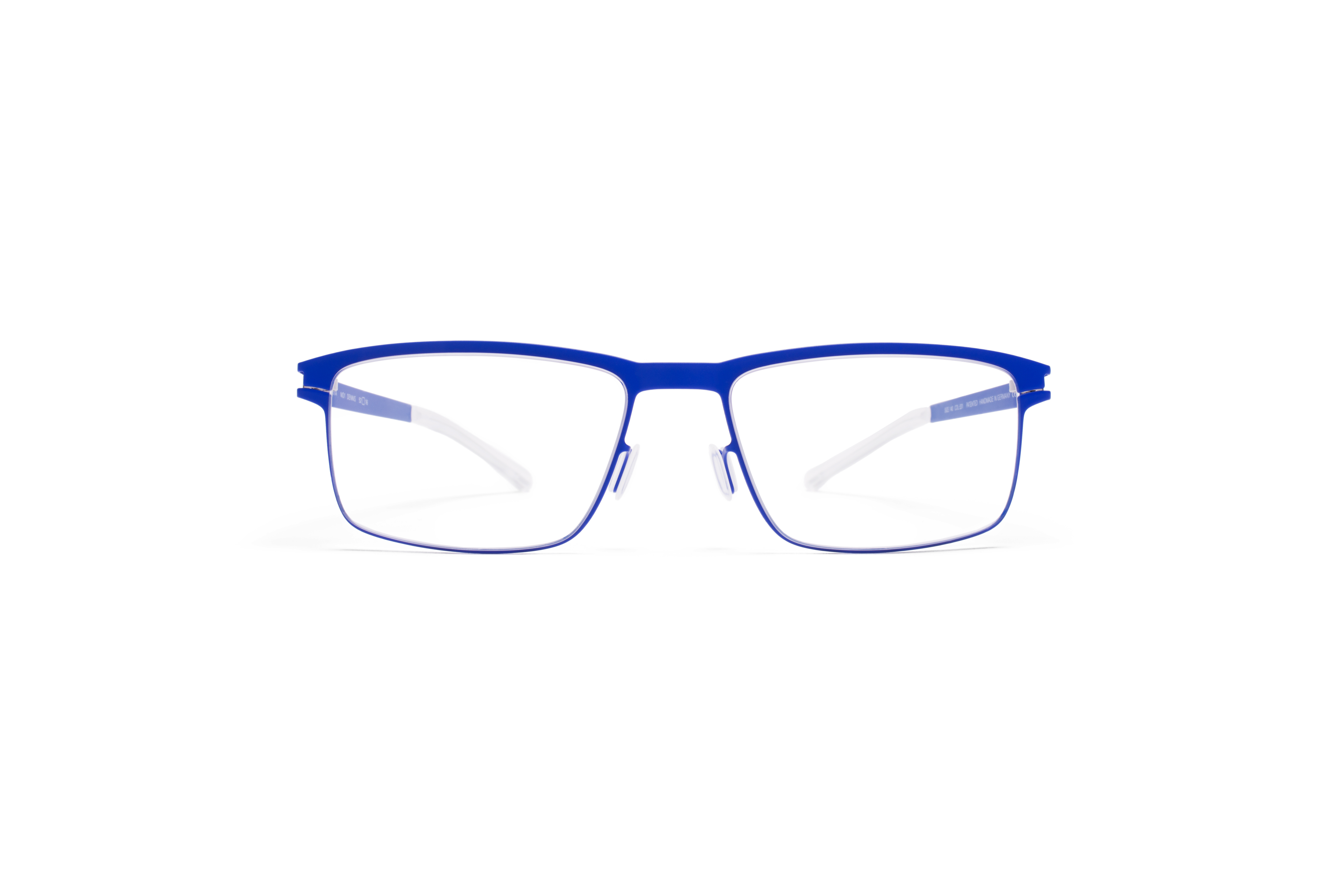 MYKITA No1 Rx Dennis R9 Internationalblue Clear