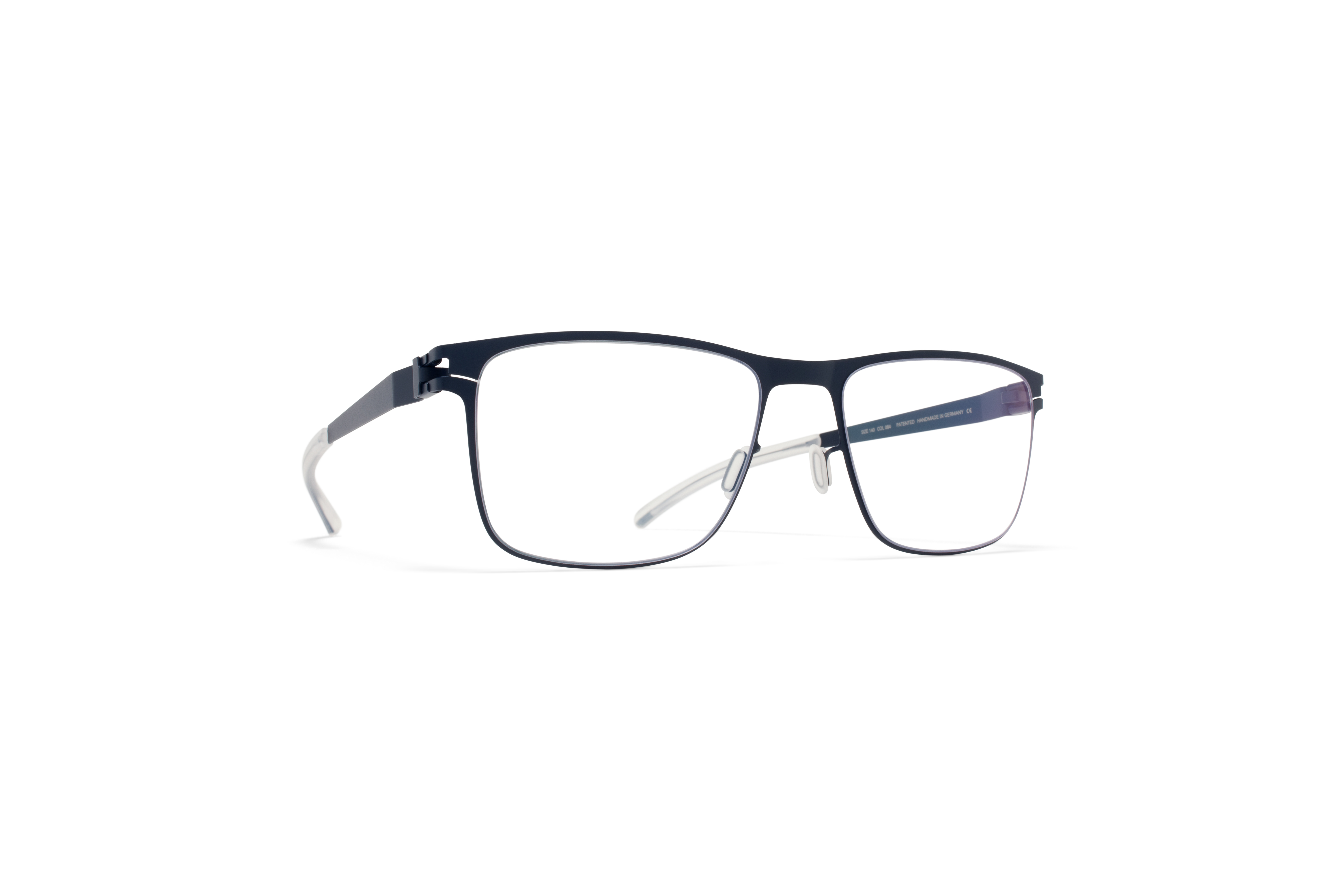 MYKITA No1 Rx Enrico Navy Clear