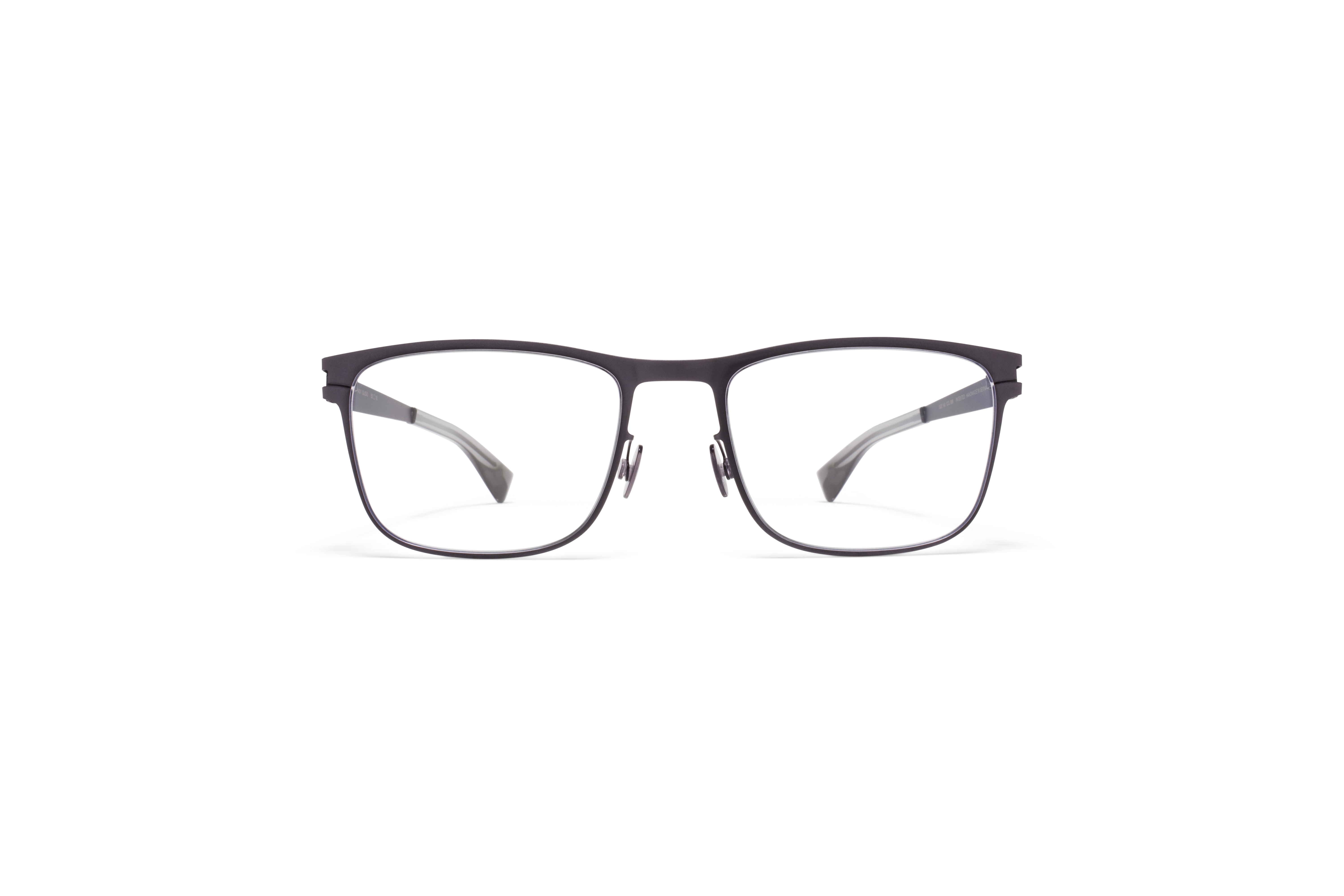 MYKITA No1 Rx Guido Blackberry Clear J58d00018458dd