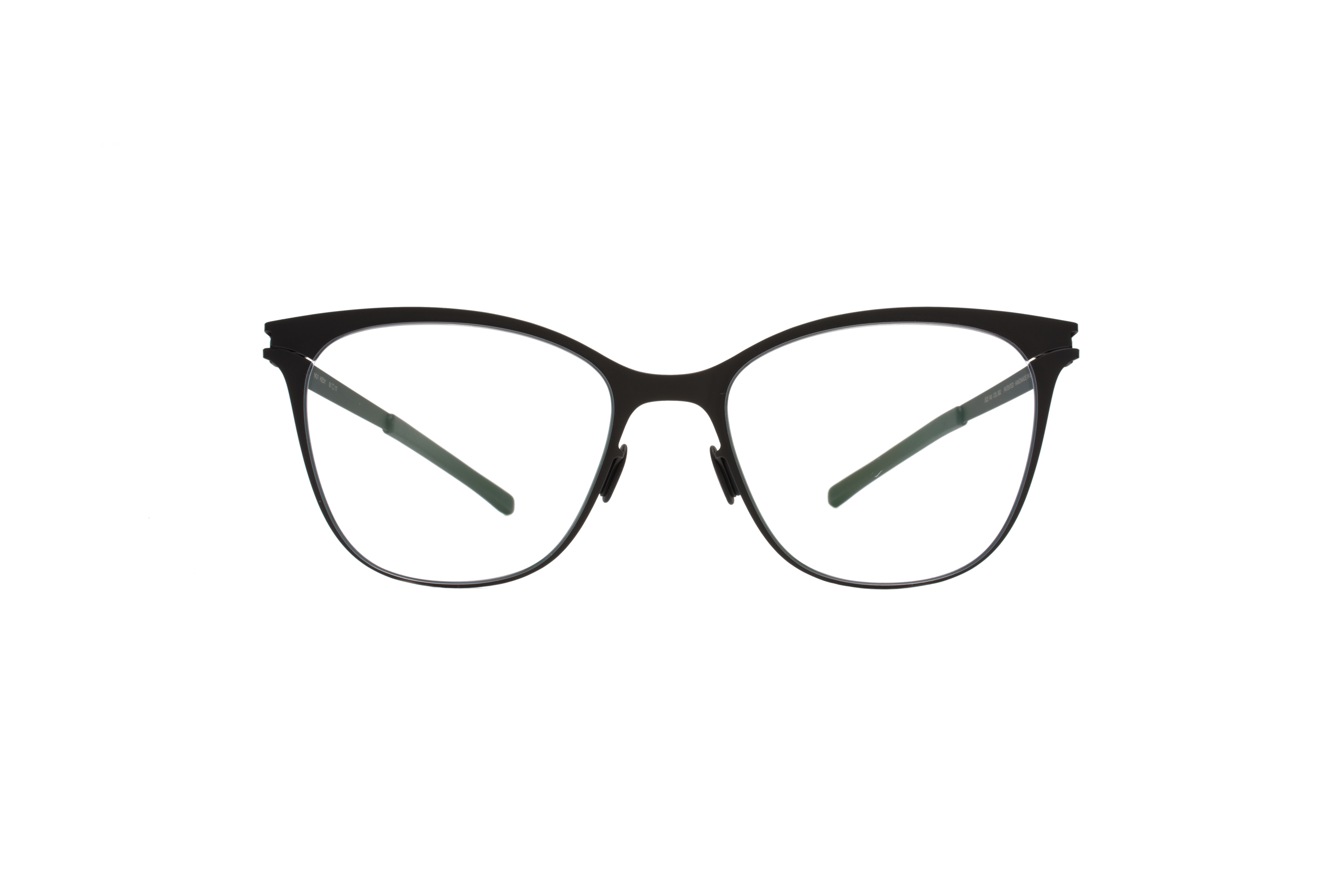 MYKITA No1 Rx Hedy Black Clear