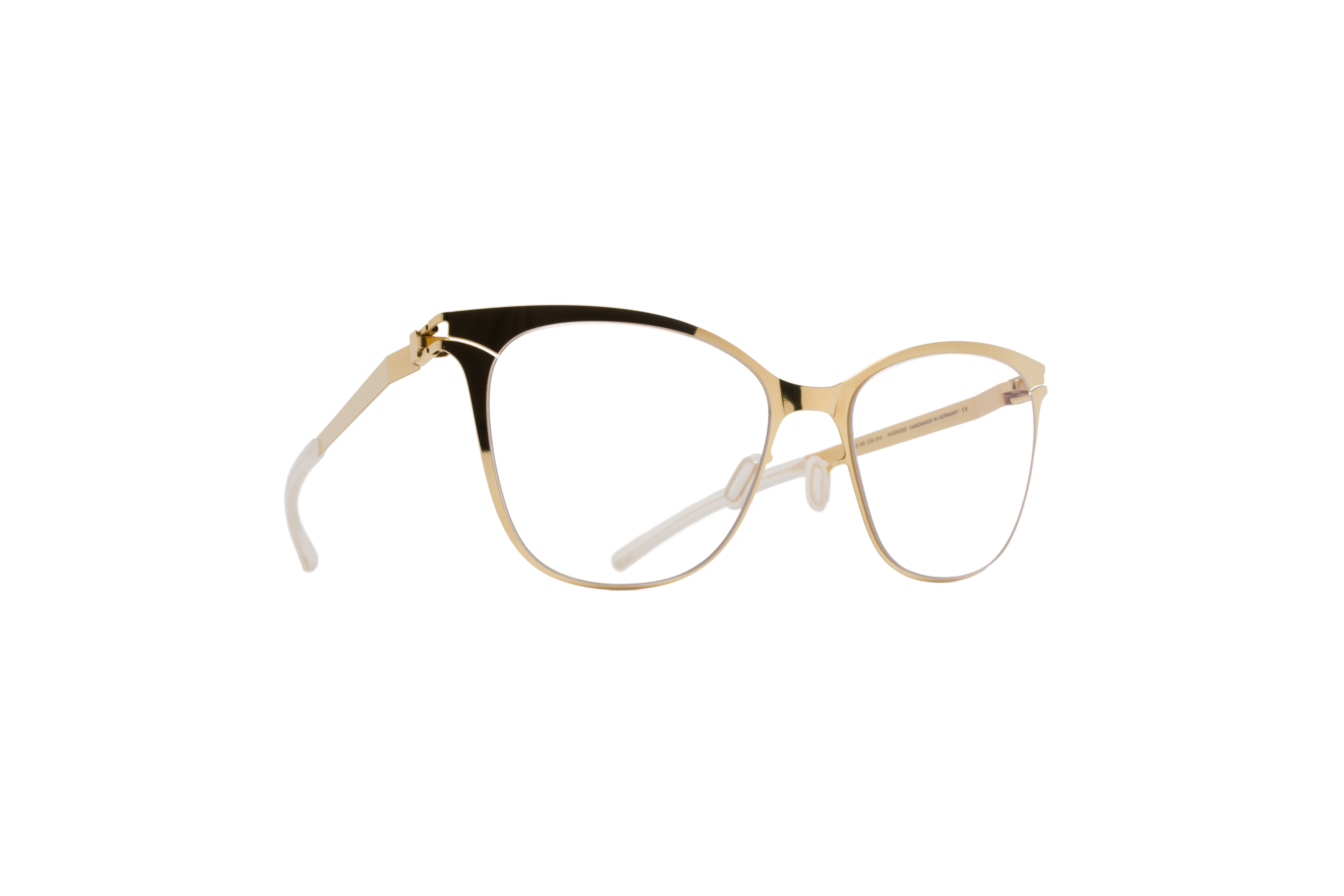 MYKITA No1 Rx Hedy Glossygold Clear Jp572354f810bfb