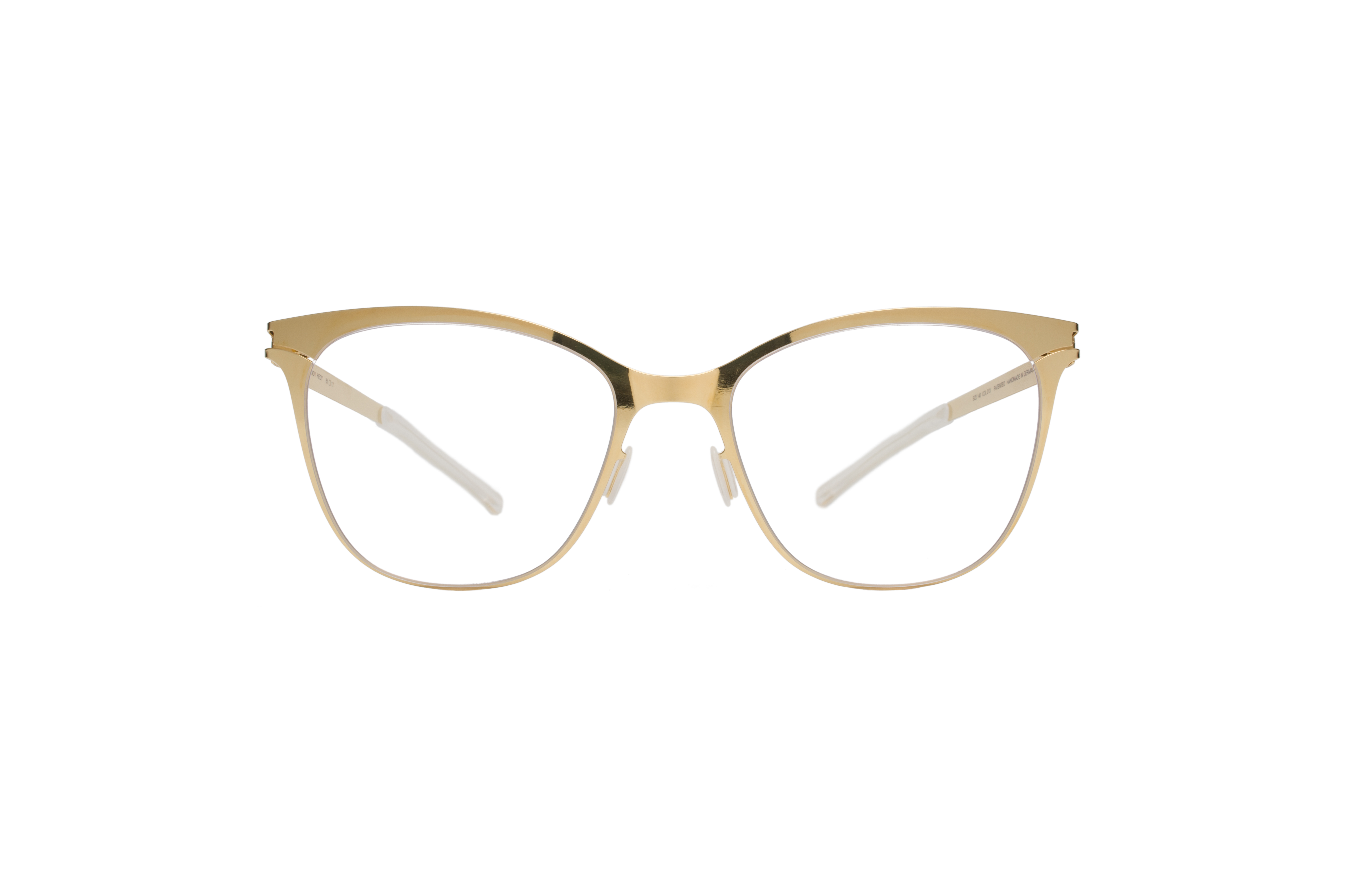 MYKITA No1 Rx Hedy Glossygold Clear Jp572355b73a143