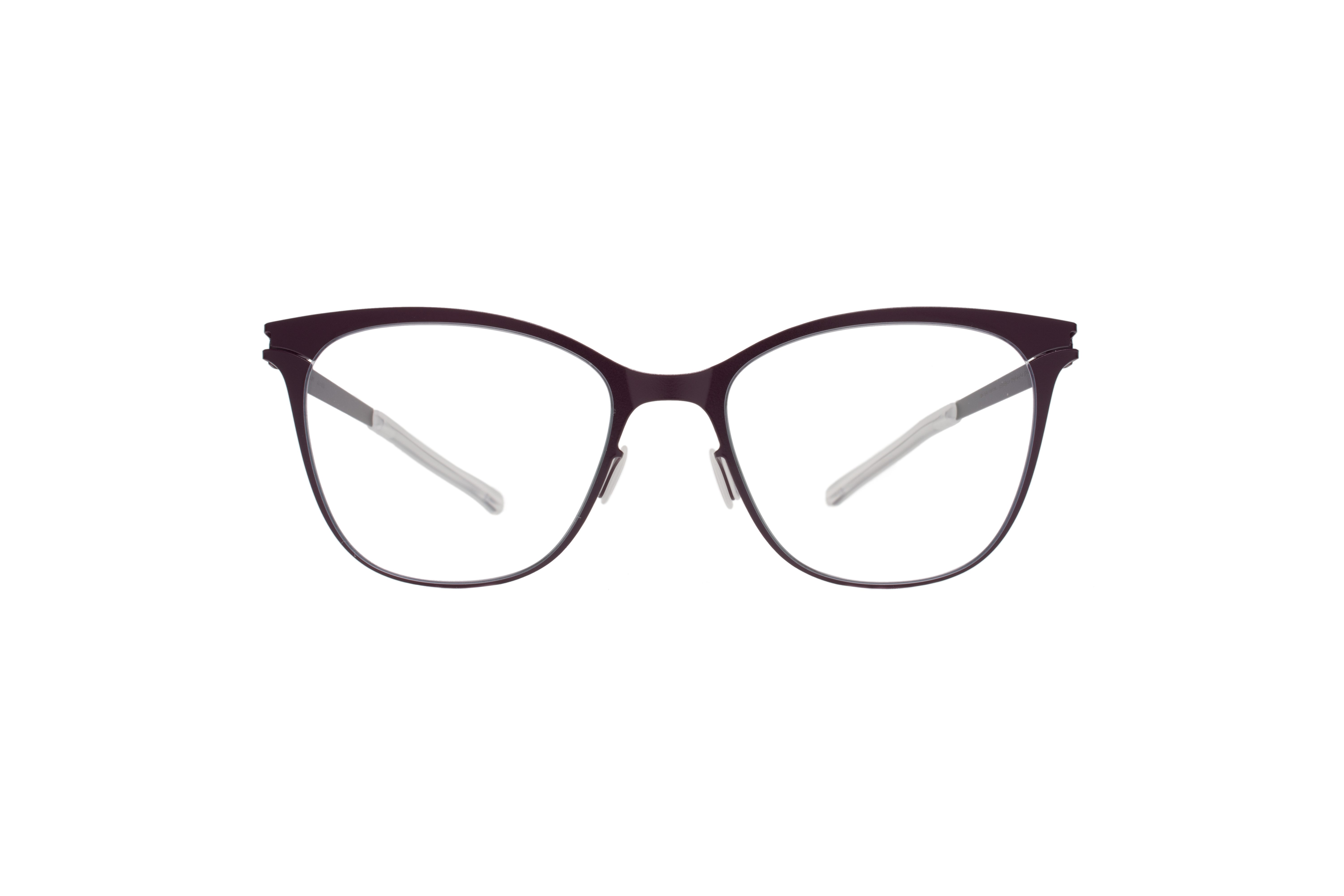 MYKITA No1 Rx Hedy Plum Clear