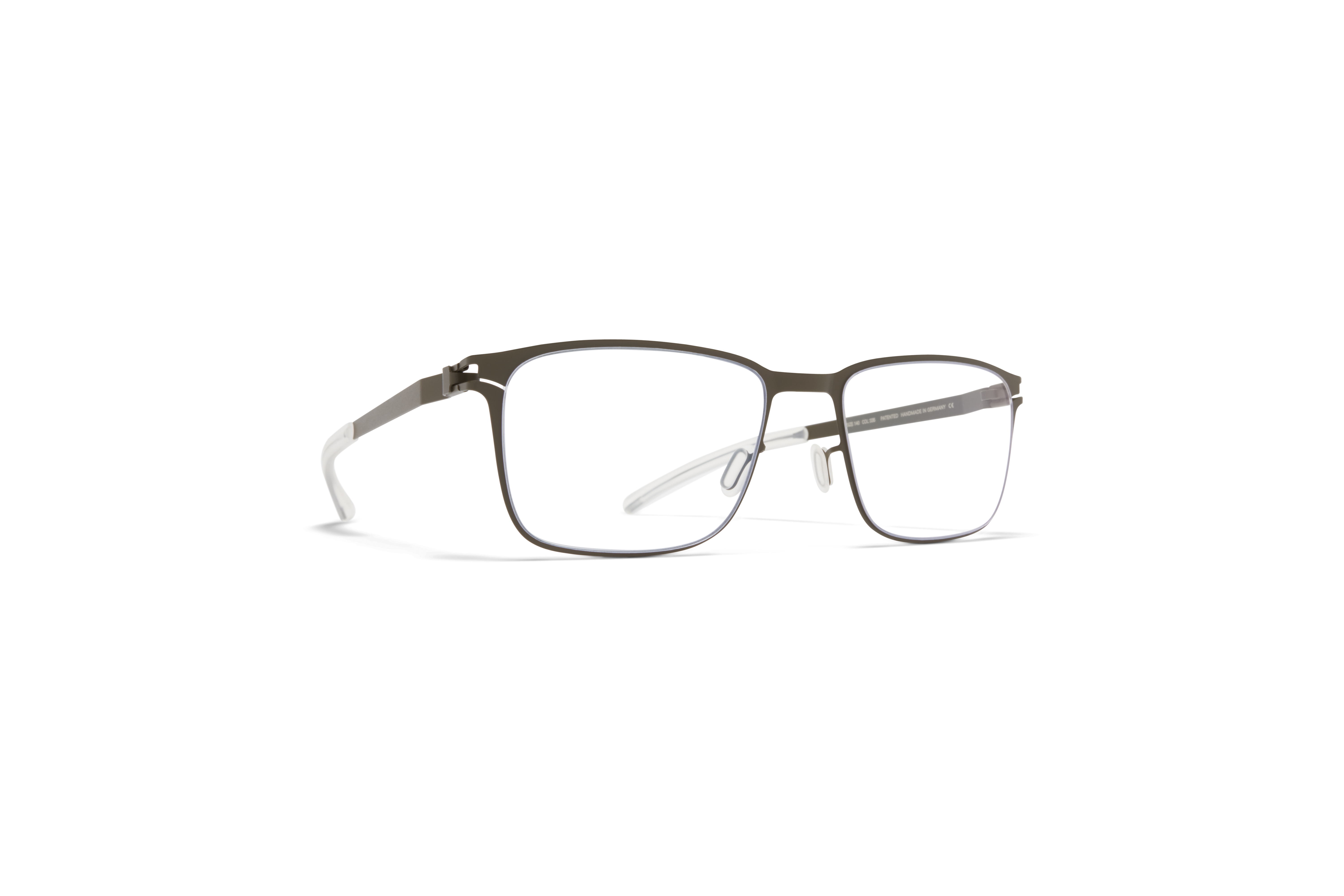 MYKITA No1 Rx Henning Camou Green Clear