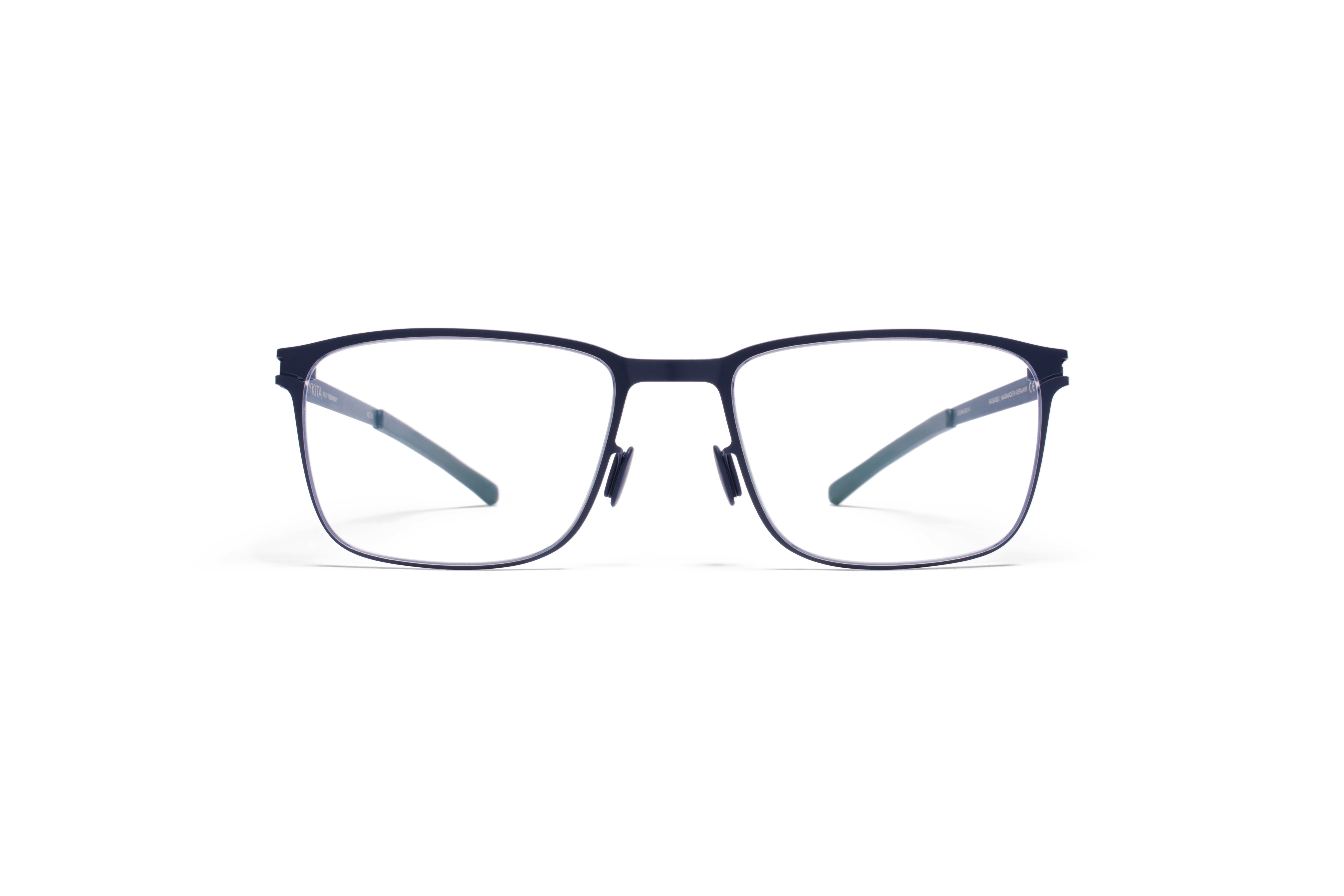 MYKITA No1 Rx Henning Navy Clear