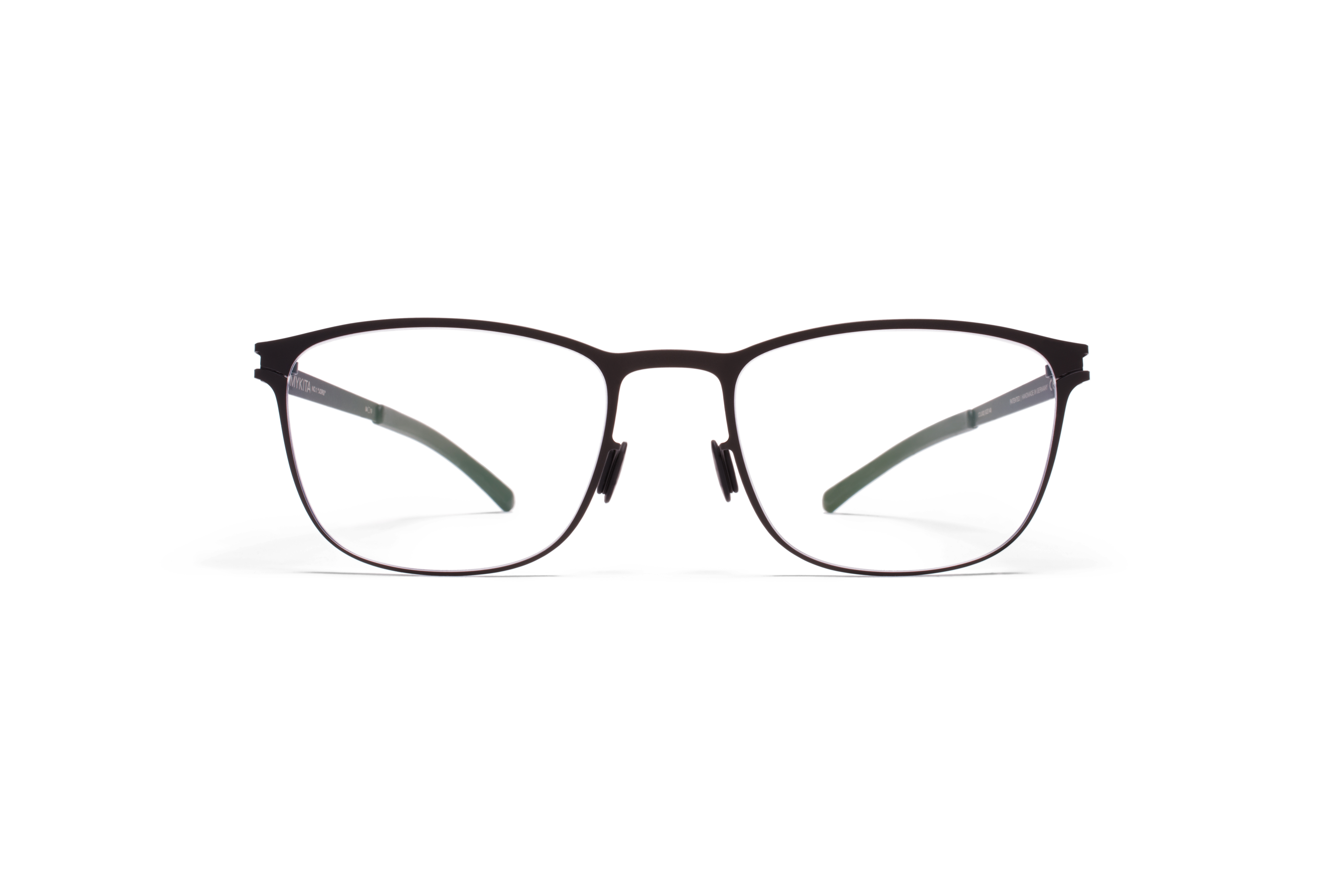MYKITA No1 Rx Jorg Black Clear