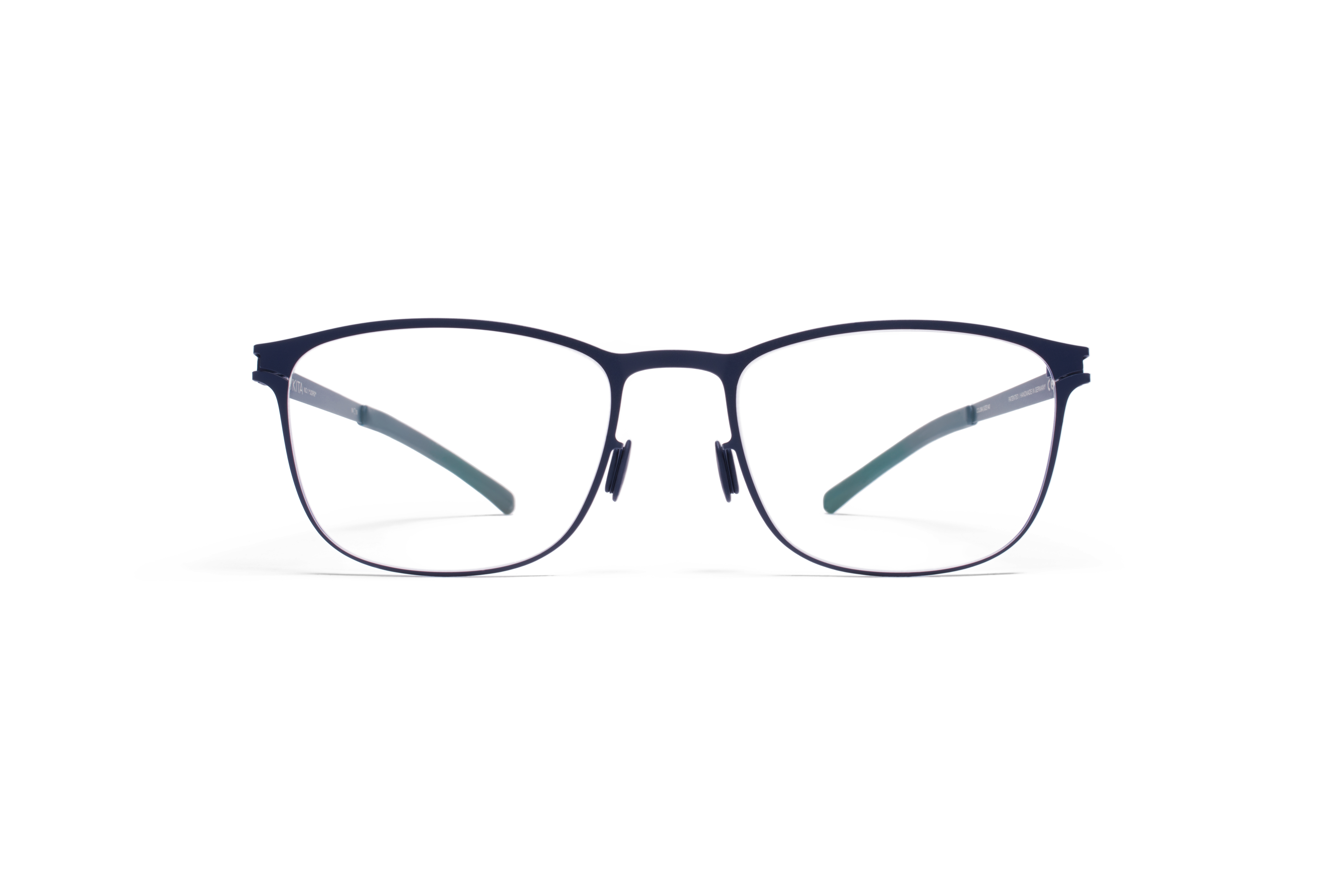 MYKITA No1 Rx Jorg Navy Clear