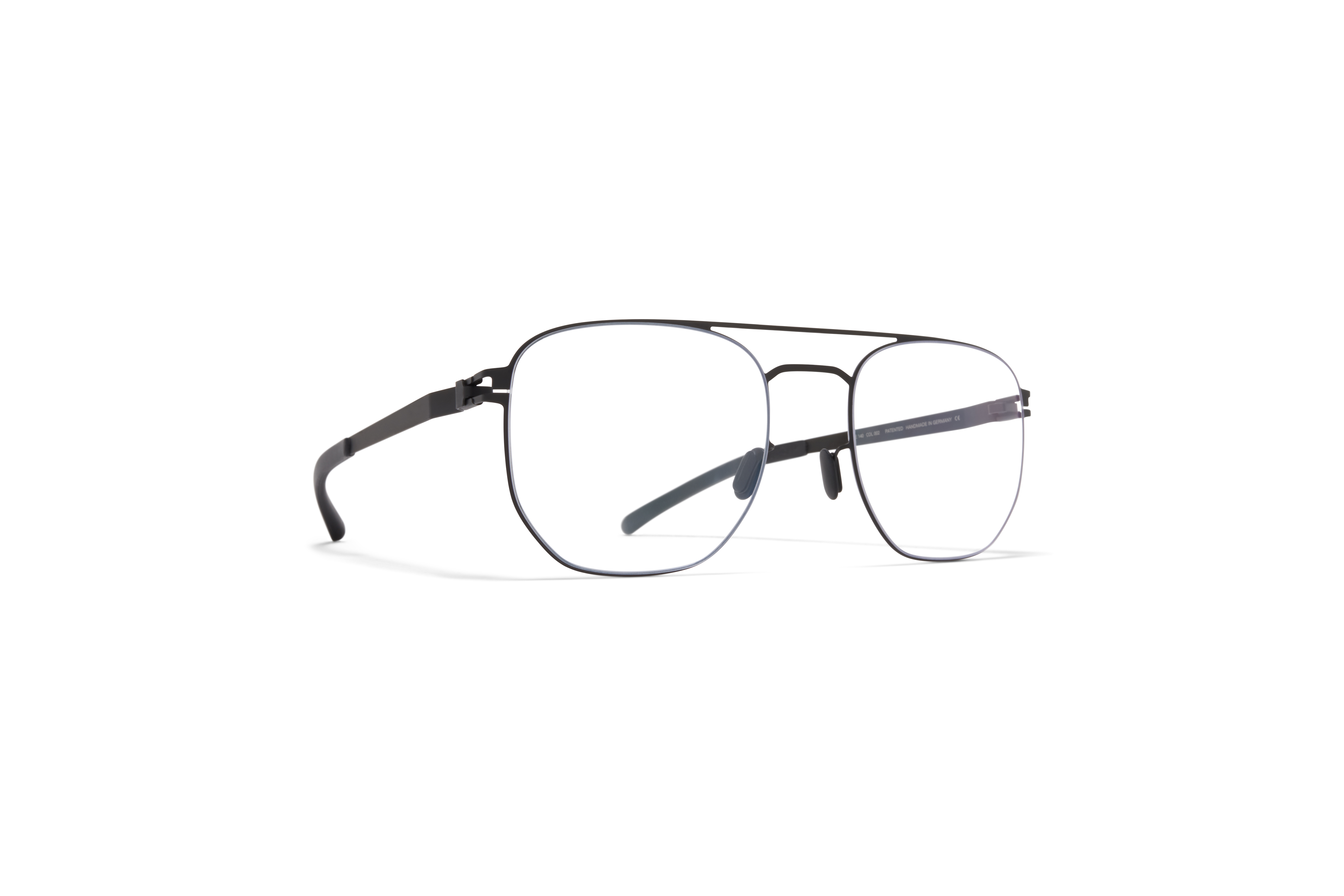 MYKITA No1 Rx Jorgos Black Clear