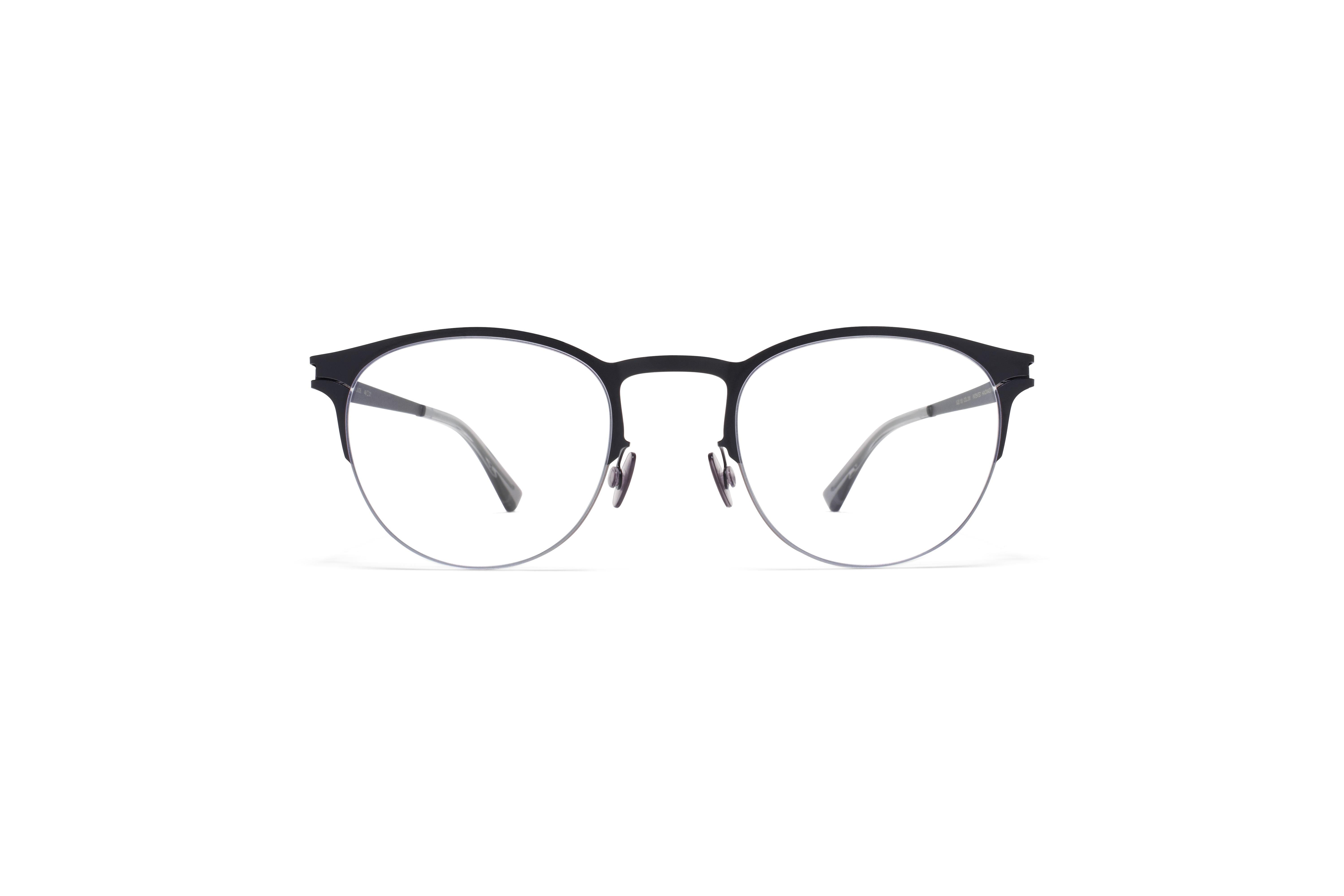 MYKITA No1 Rx Jude Shiny Graphite Nearly Black