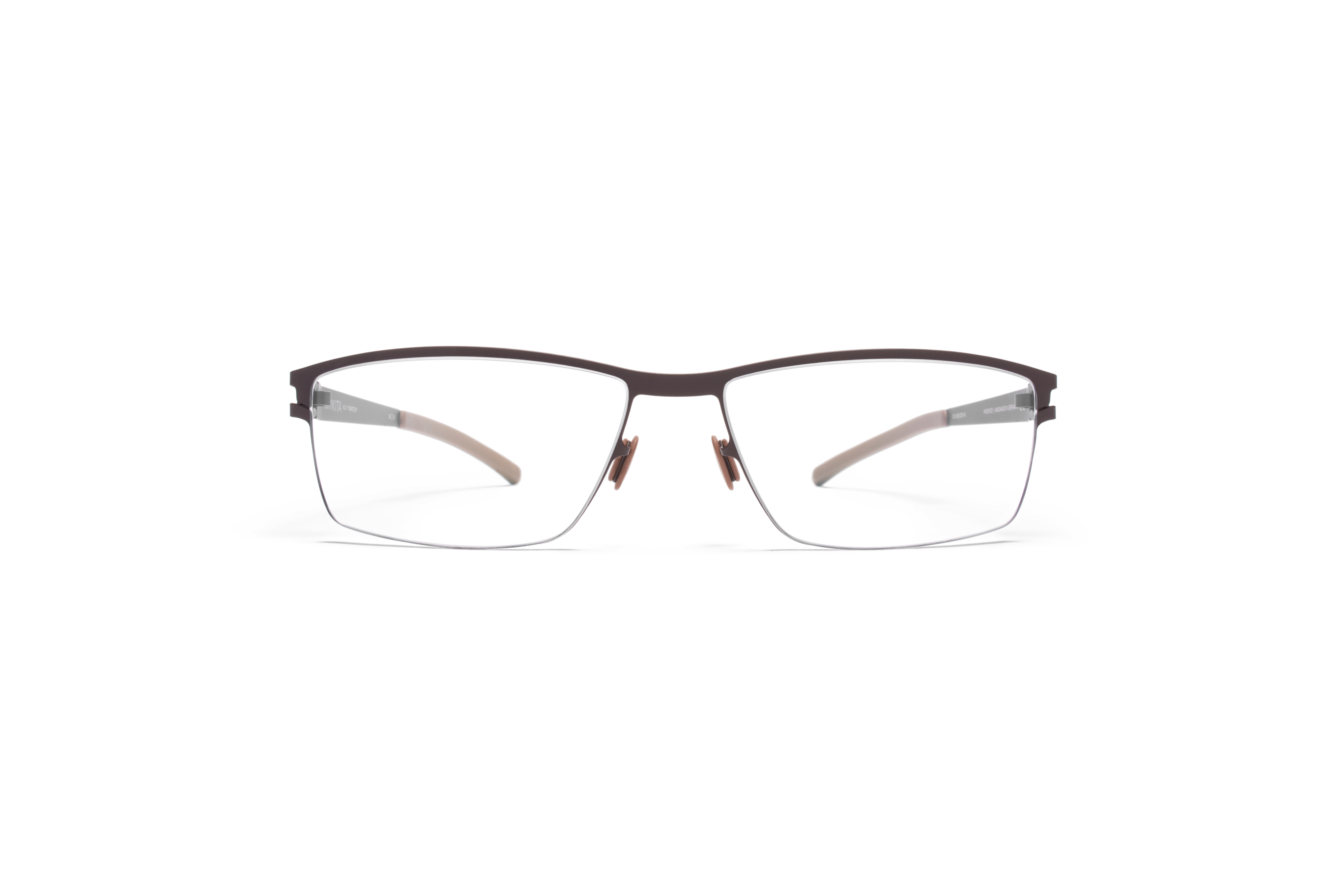 MYKITA No1 Rx Karsten Darkbrown Clear