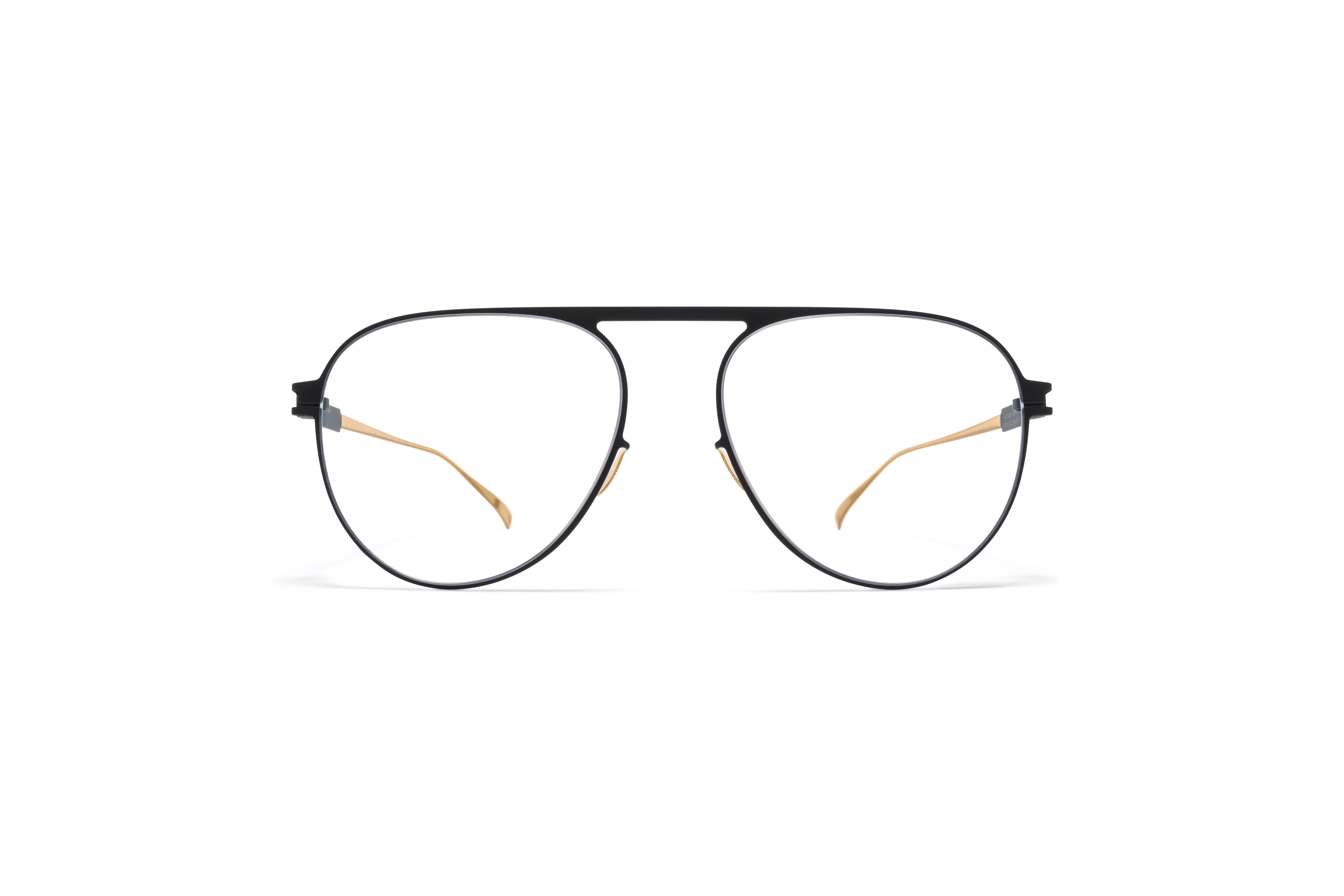 MYKITA No1 Rx Kent Gold Black Clear Jp