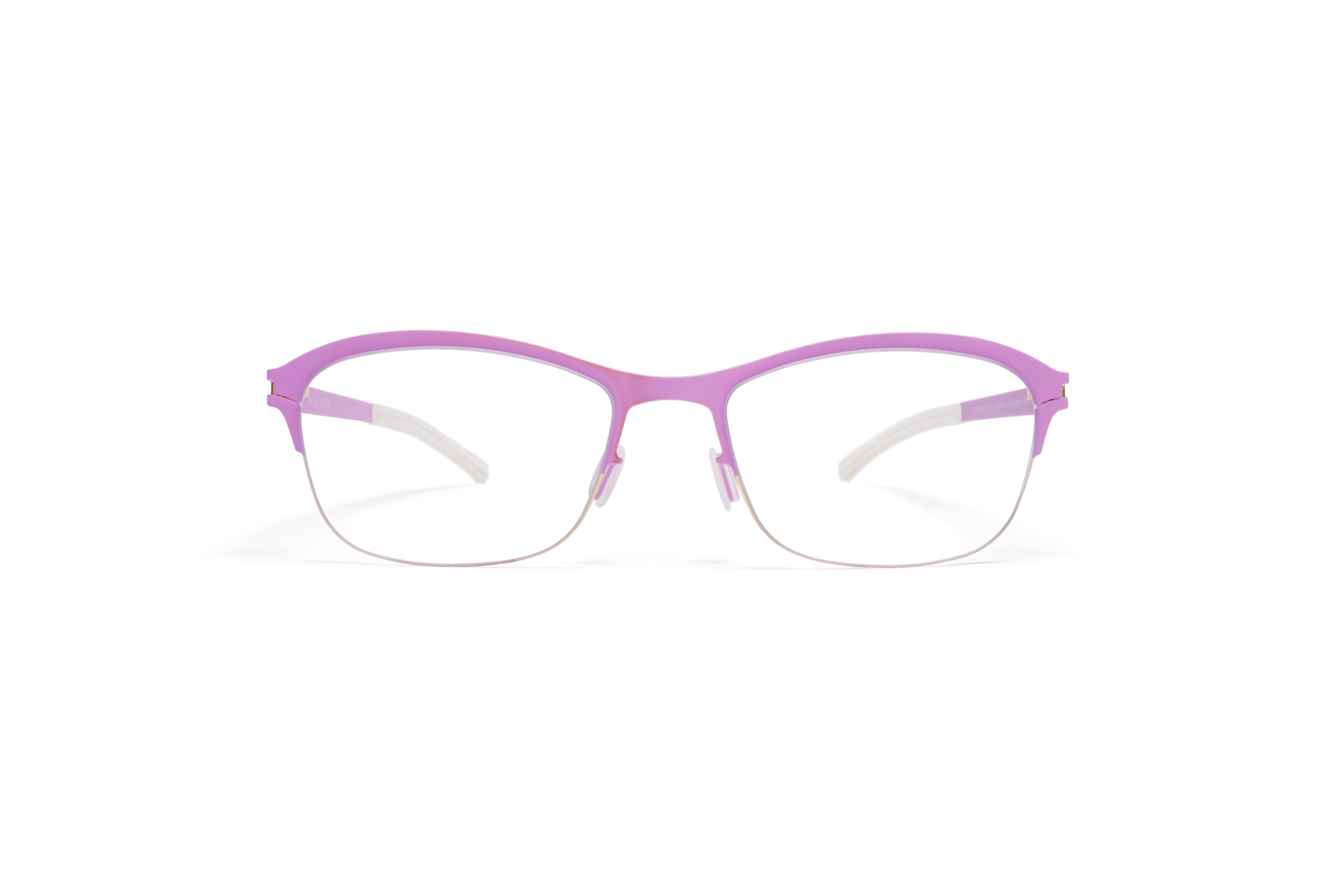 MYKITA No1 Rx Lil R10 Gold Pale Lilac Clear