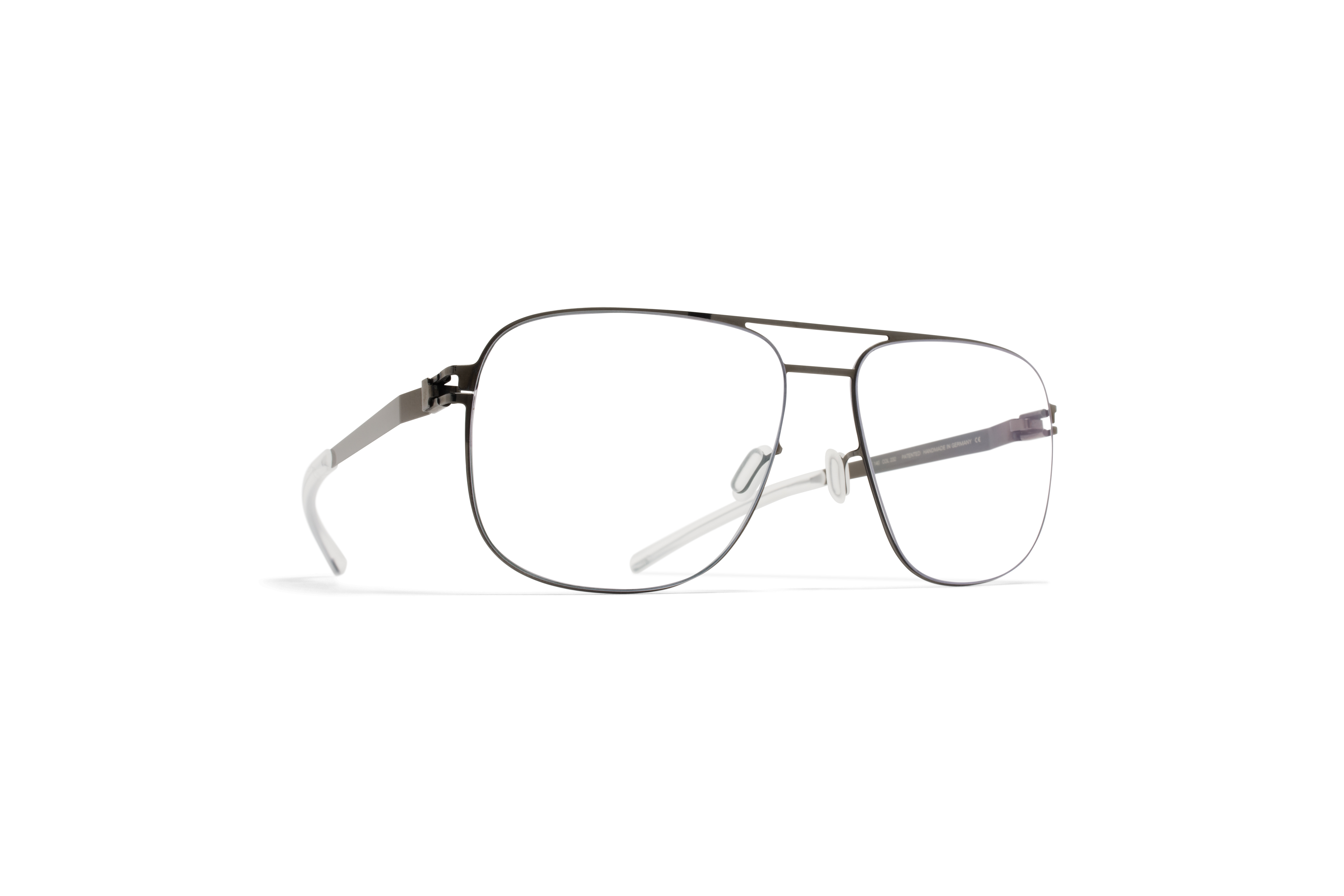 MYKITA No1 Rx Louis Shinygraphite Clear