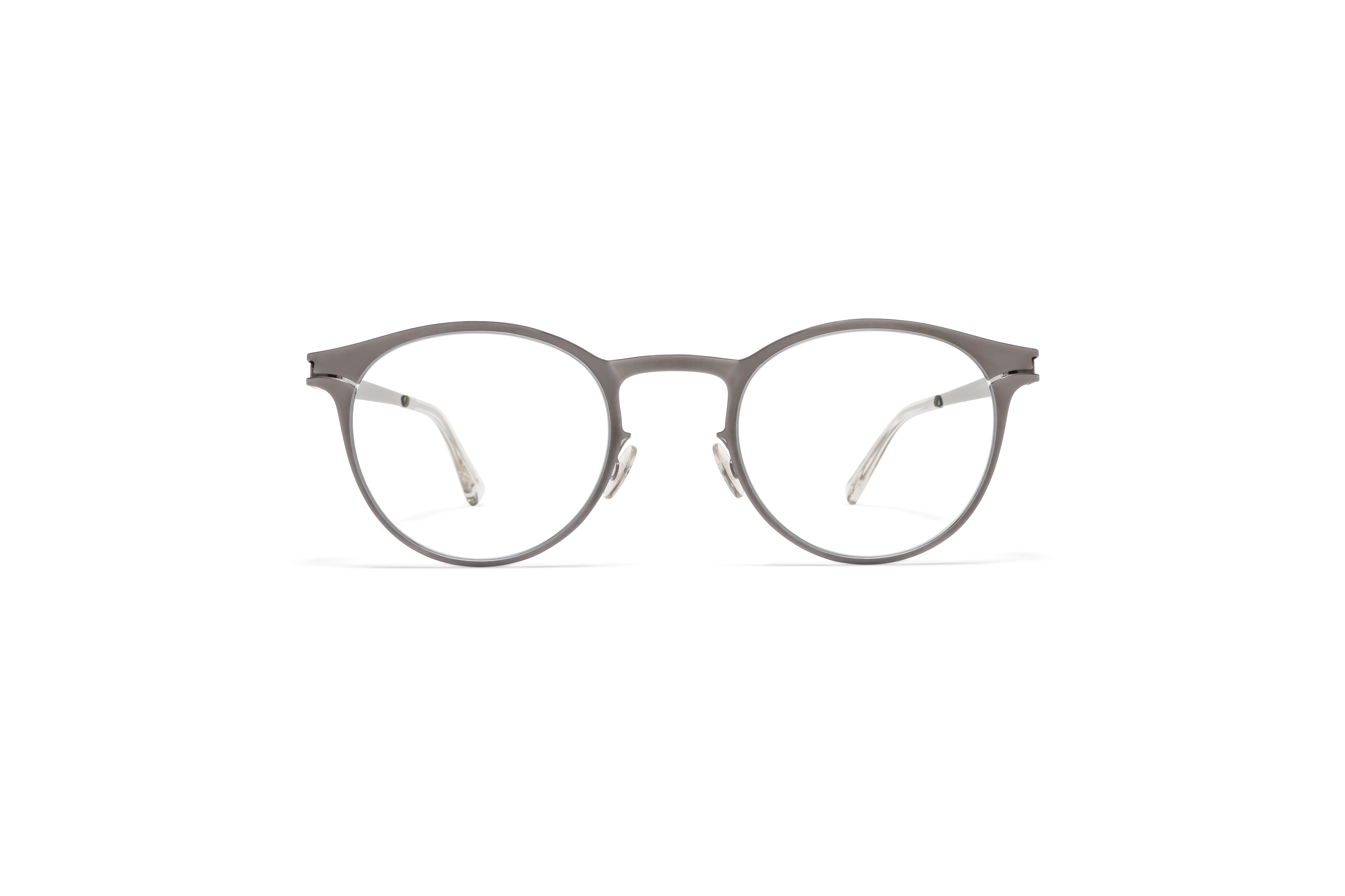 MYKITA No1 Rx Maximilian Shiny Graphite Clear