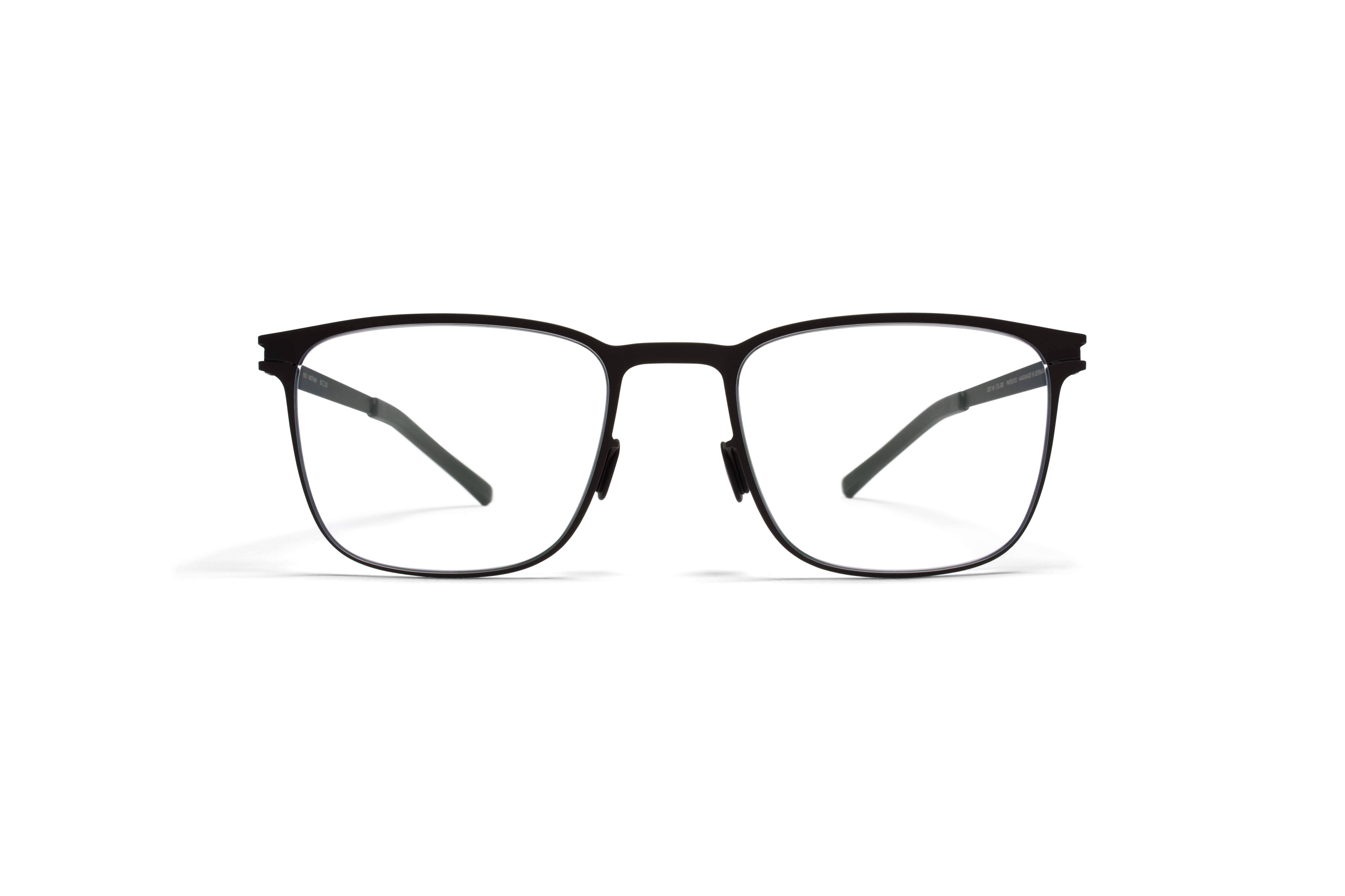 MYKITA No1 Rx Nathan Black Clear
