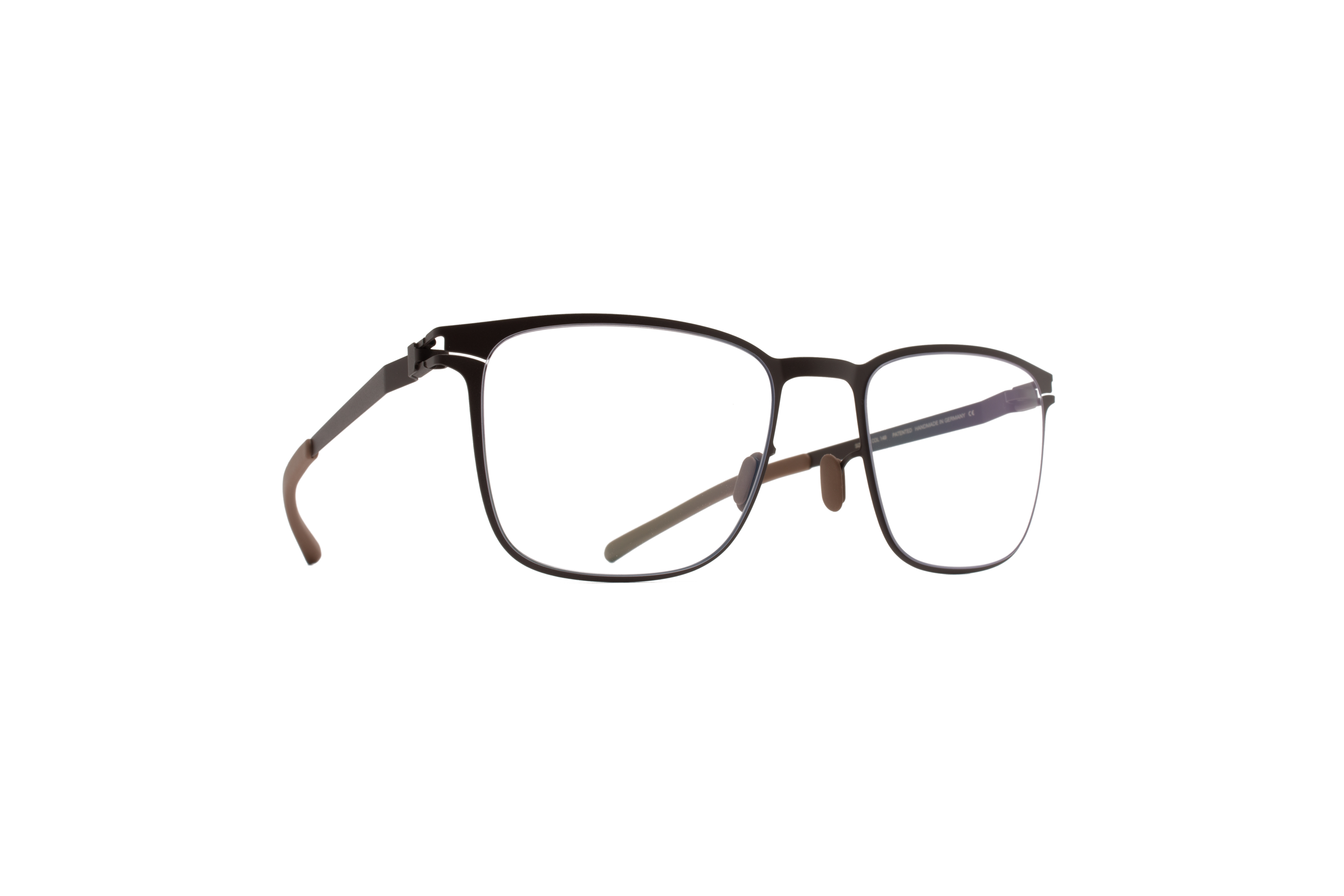MYKITA No1 Rx Nathan Darkbrown Clear J57235527e1feb