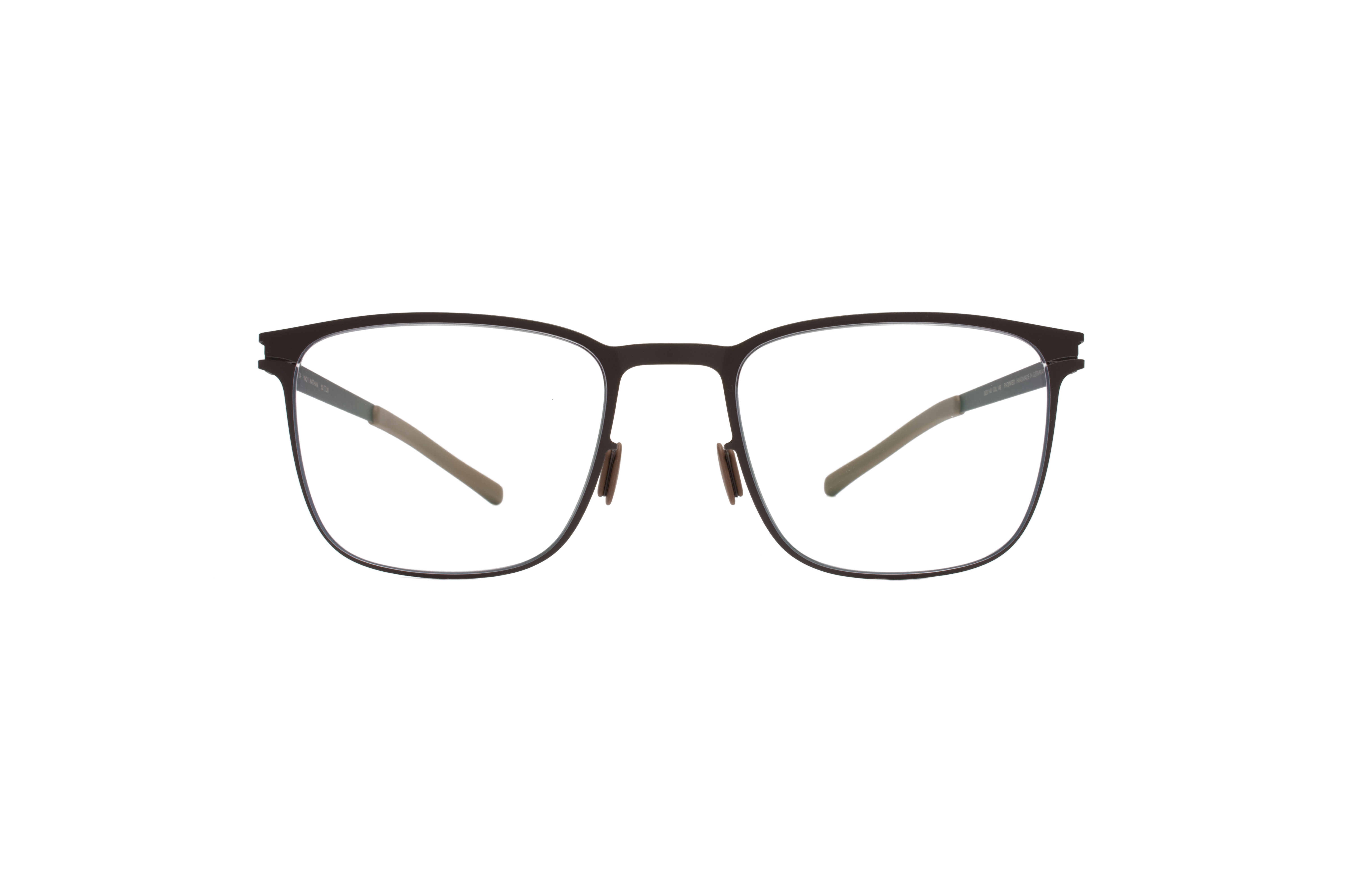 MYKITA No1 Rx Nathan Darkbrown Clear J572355e420efd