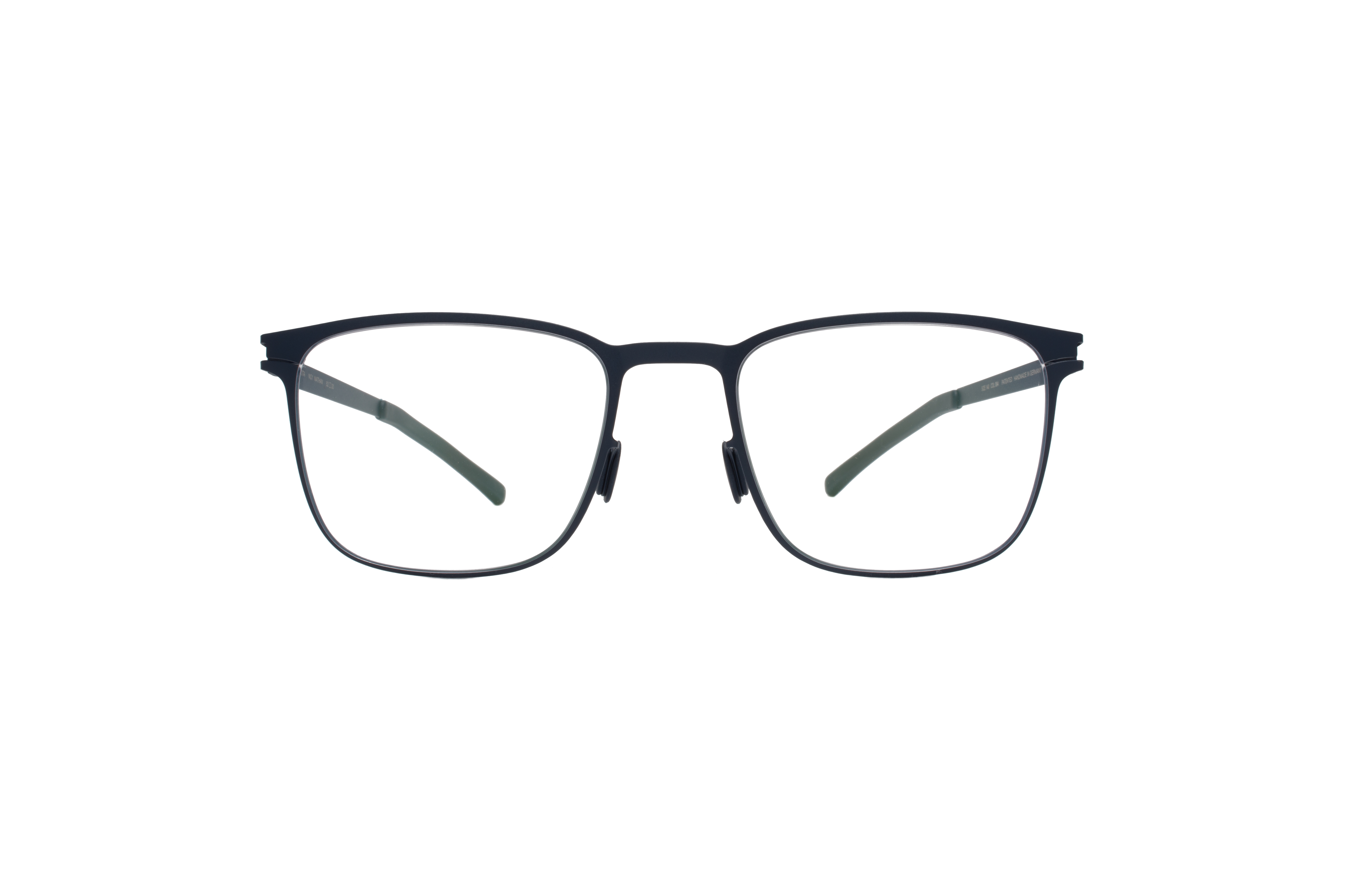 MYKITA No1 Rx Nathan Navy Clear