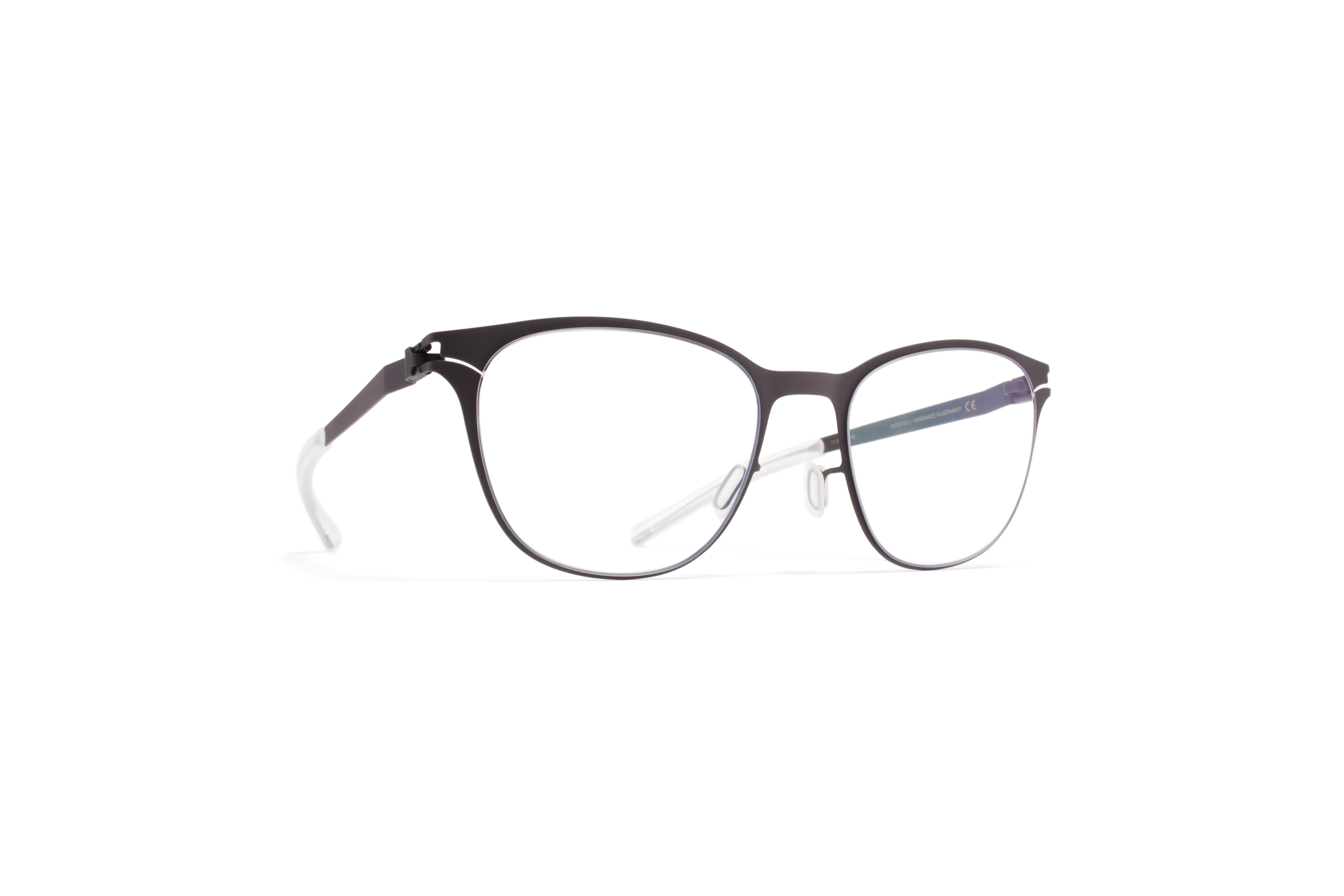 MYKITA No1 Rx Pascale Blackberry Clear
