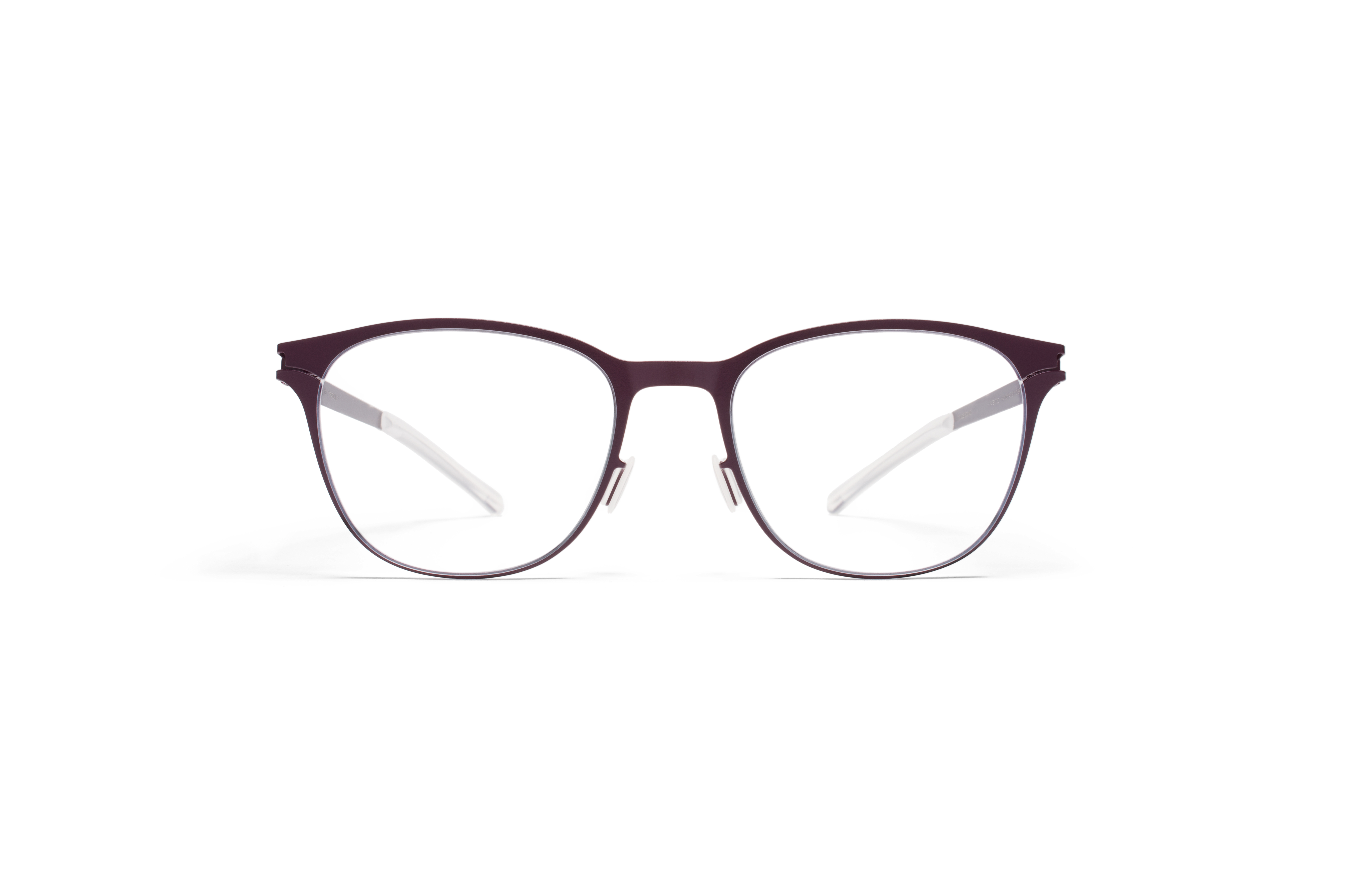 MYKITA No1 Rx Pascale Plum Clear