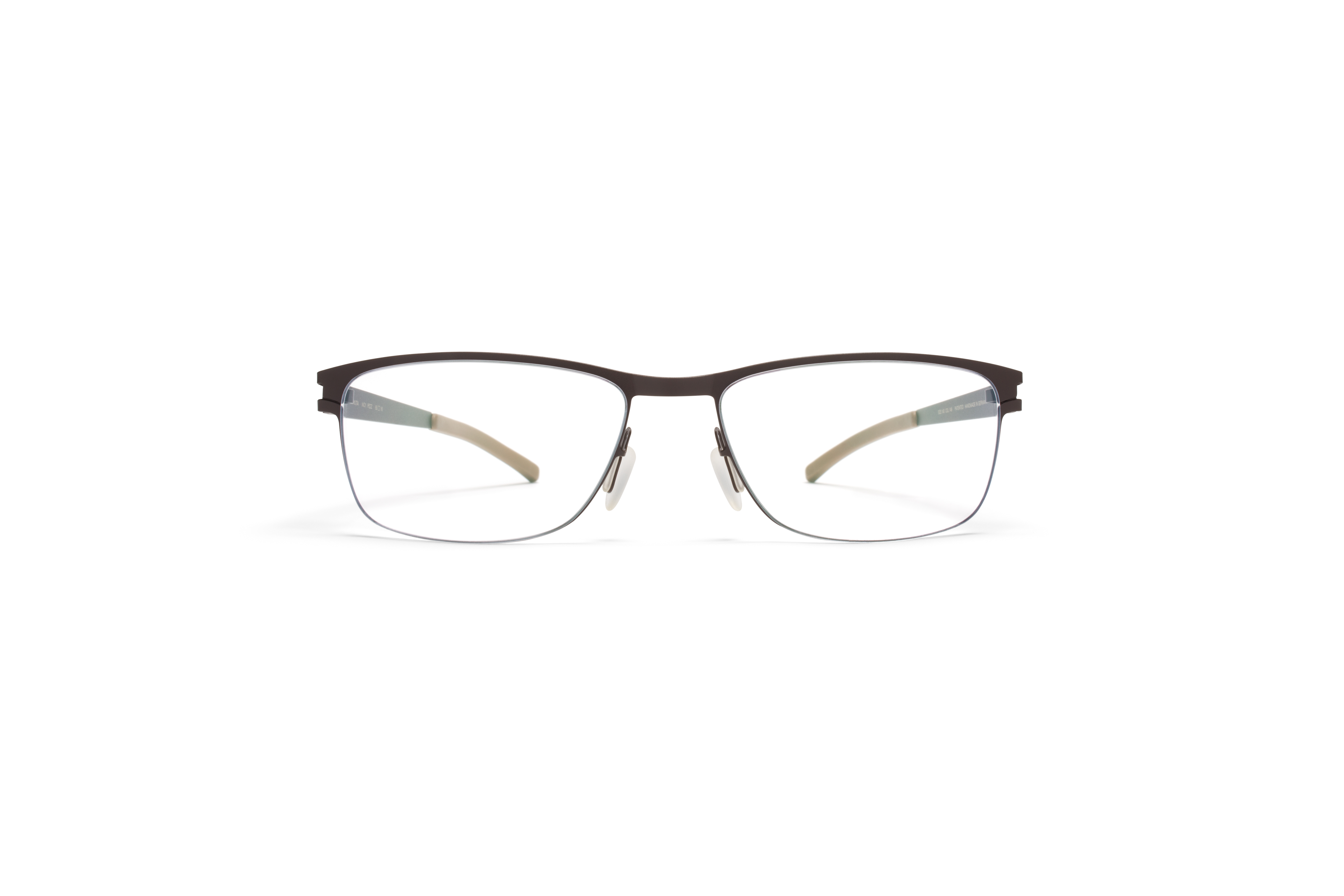 MYKITA No1 Rx Petz Darkbrown Clear