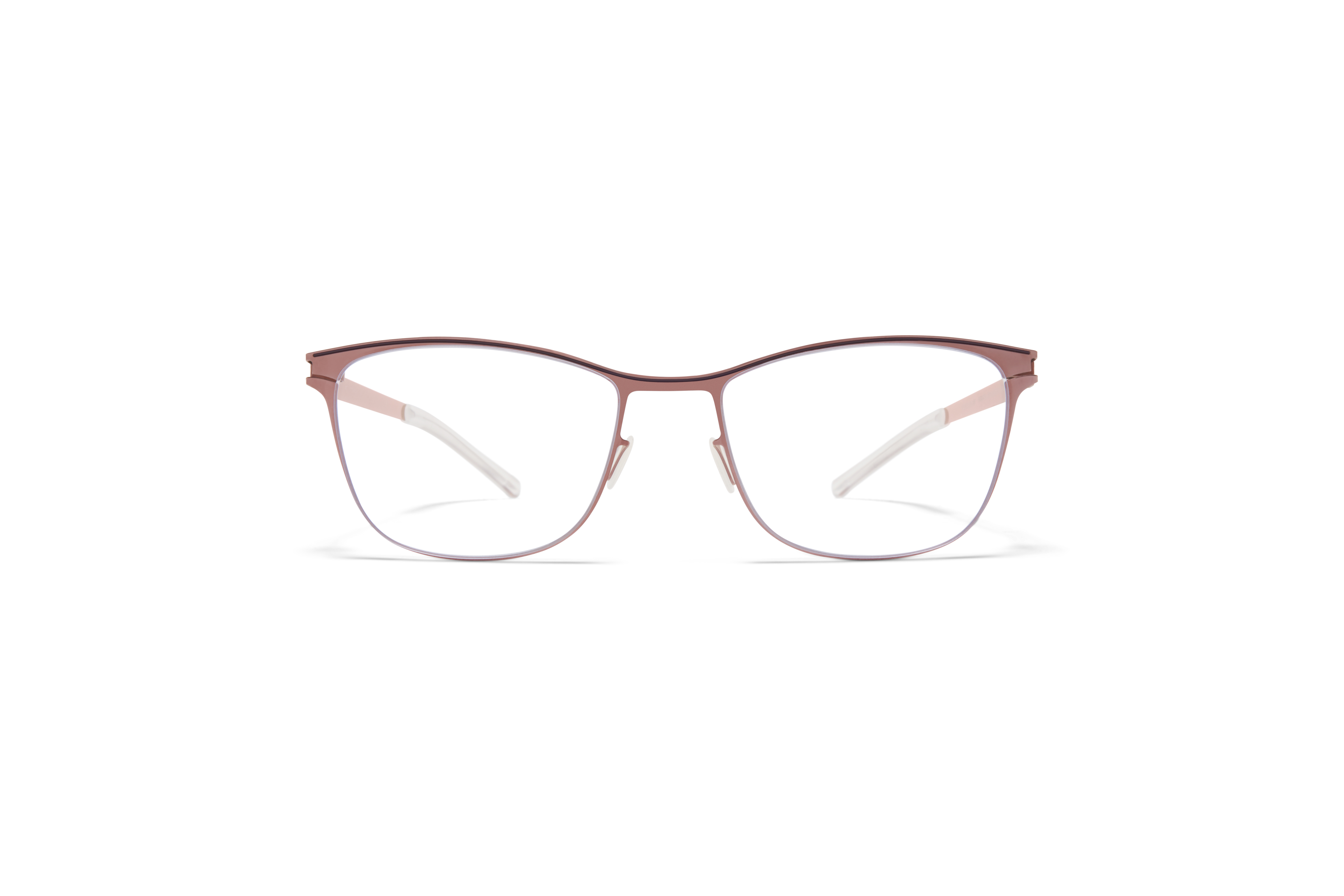 MYKITA No1 Rx Romina Purple Bronze Plum Clear