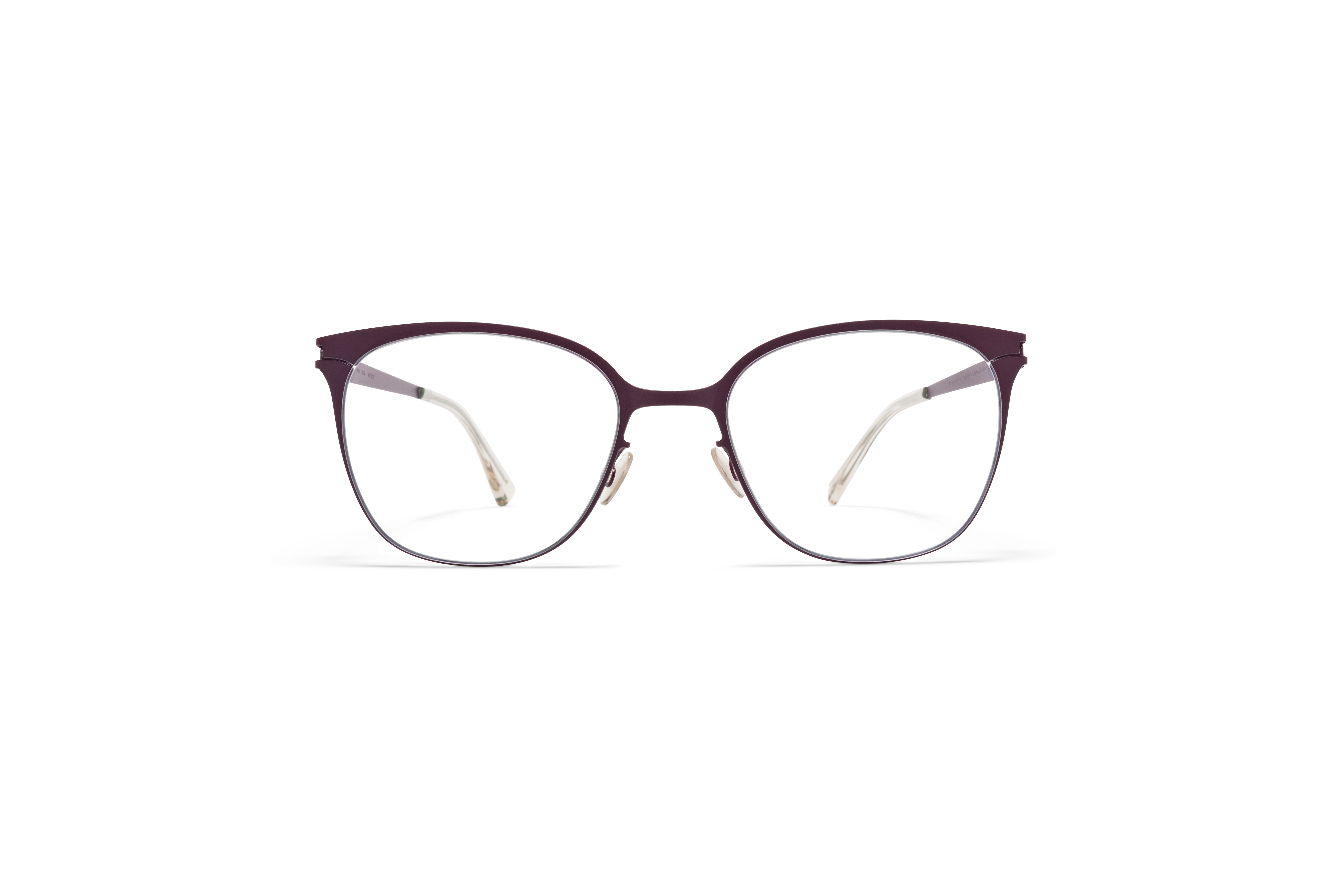 MYKITA No1 Rx Susi Plum Clear