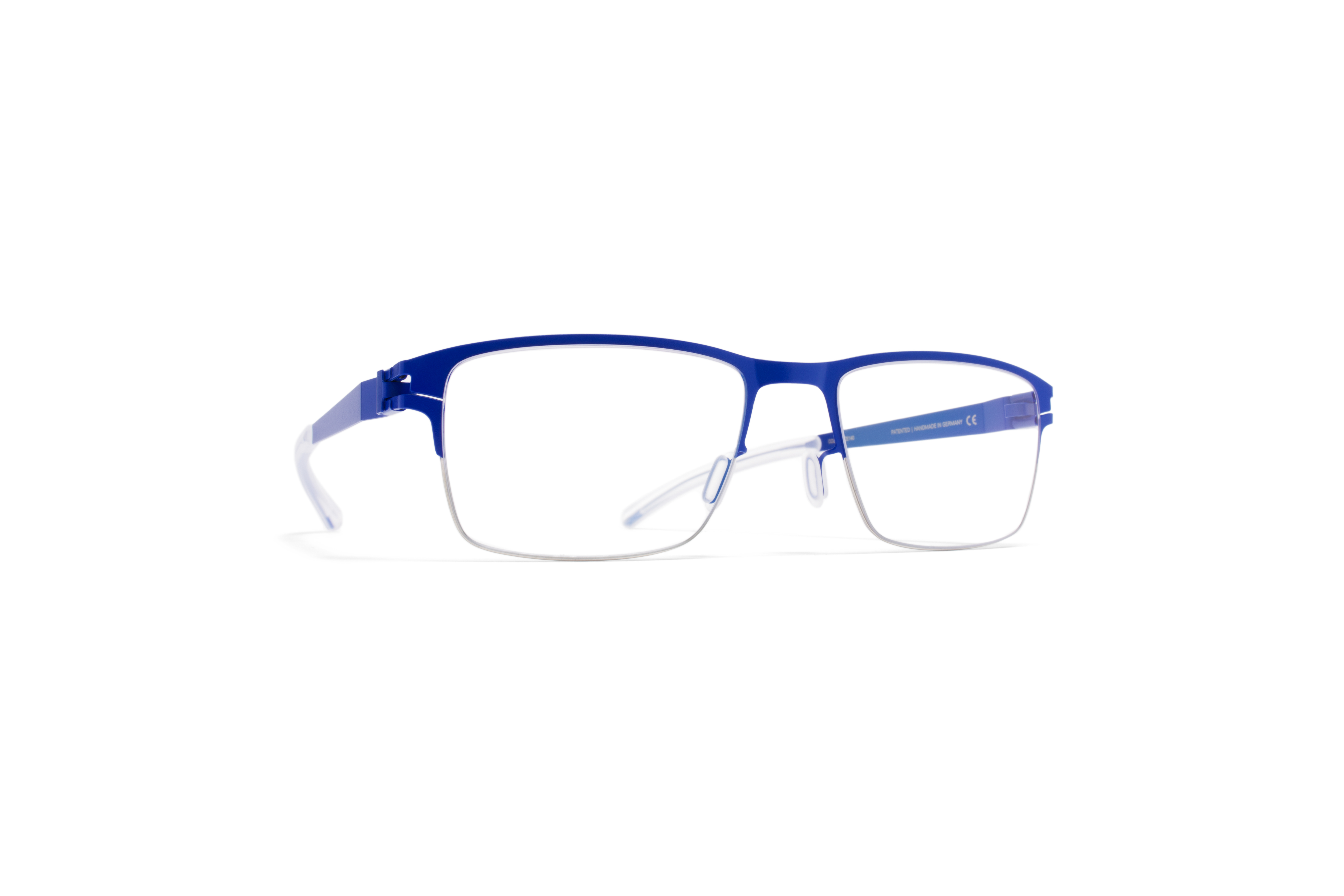 MYKITA No1 Rx Ted Silver International Clear