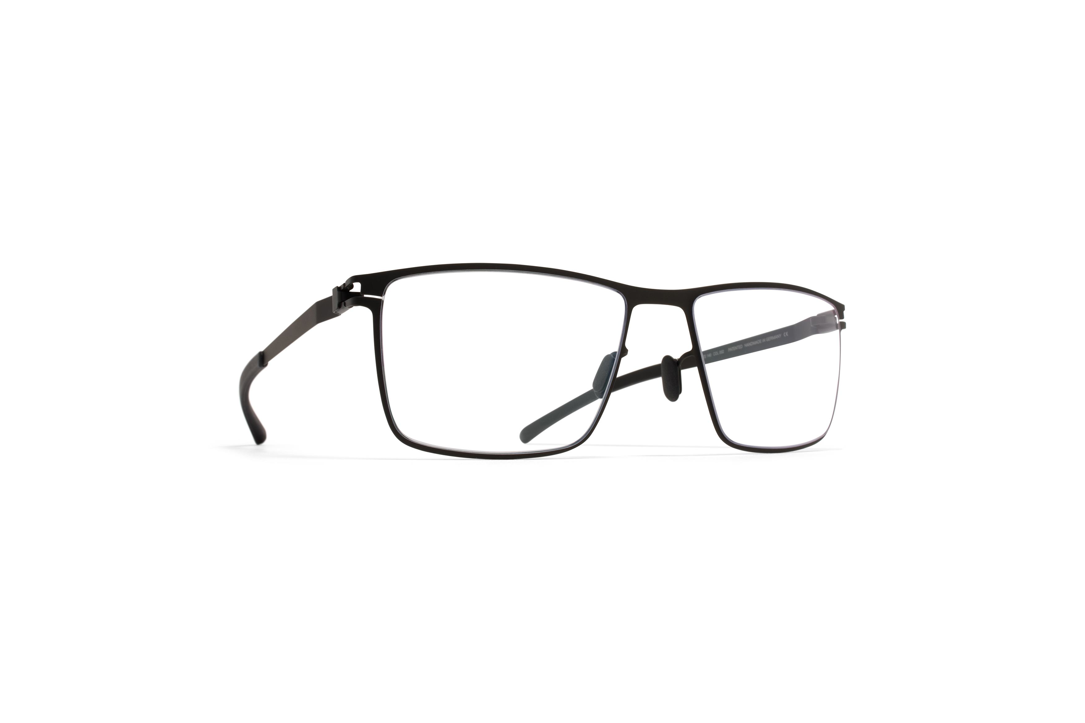 MYKITA No1 Rx Thomas Black Clear