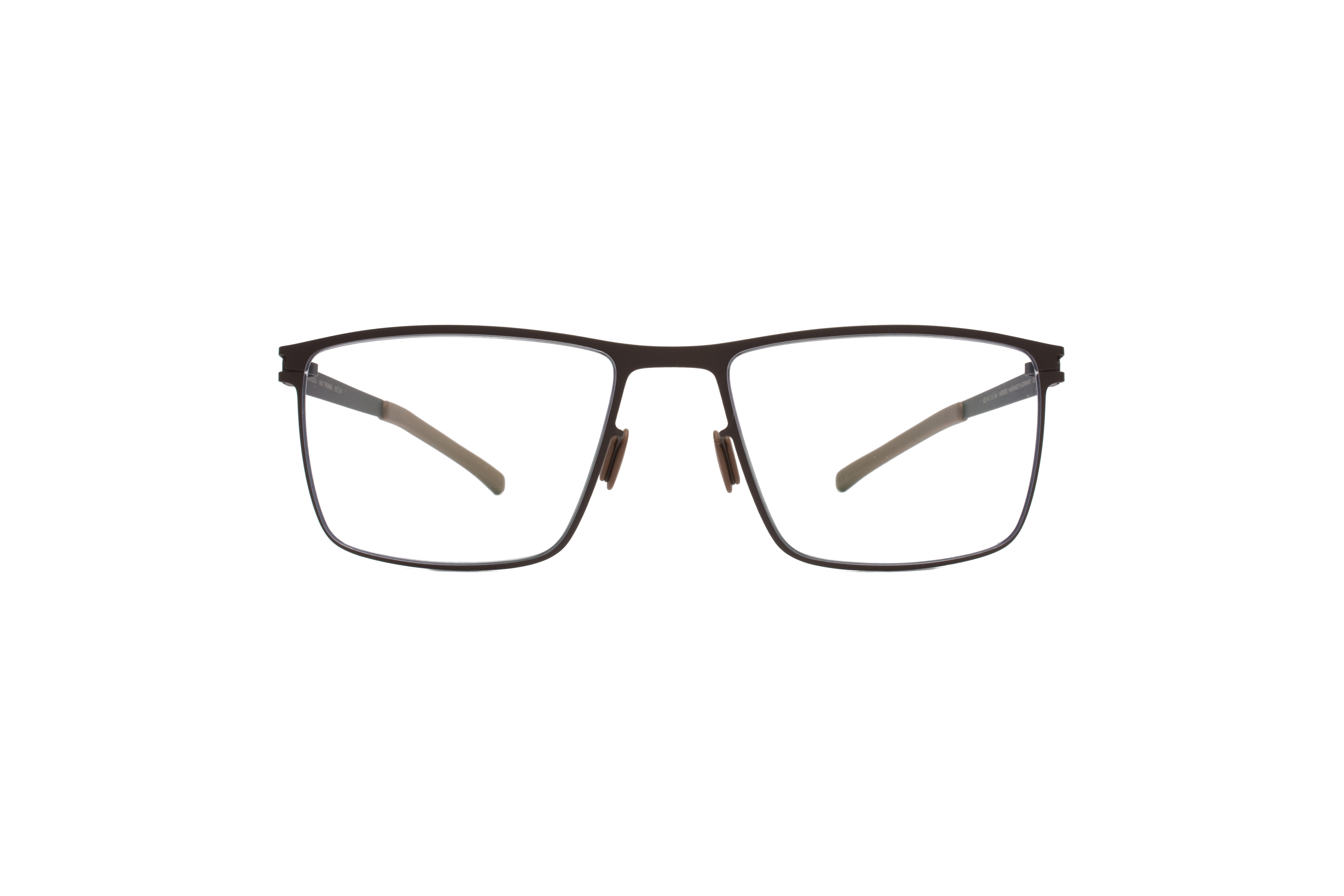 MYKITA No1 Rx Thomas Darkbrown Clear J5723561944f2d