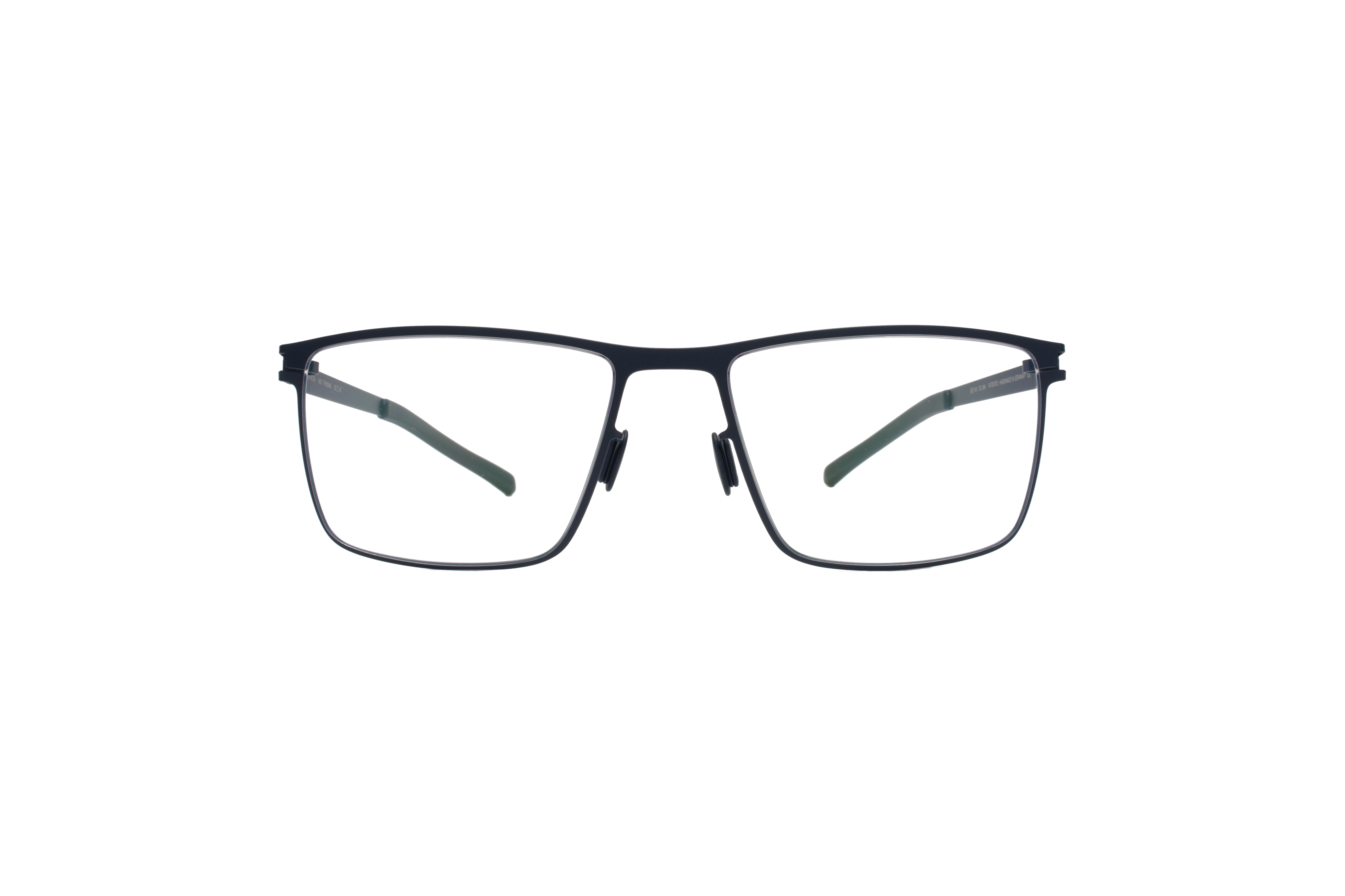 MYKITA No1 Rx Thomas Navy Clear