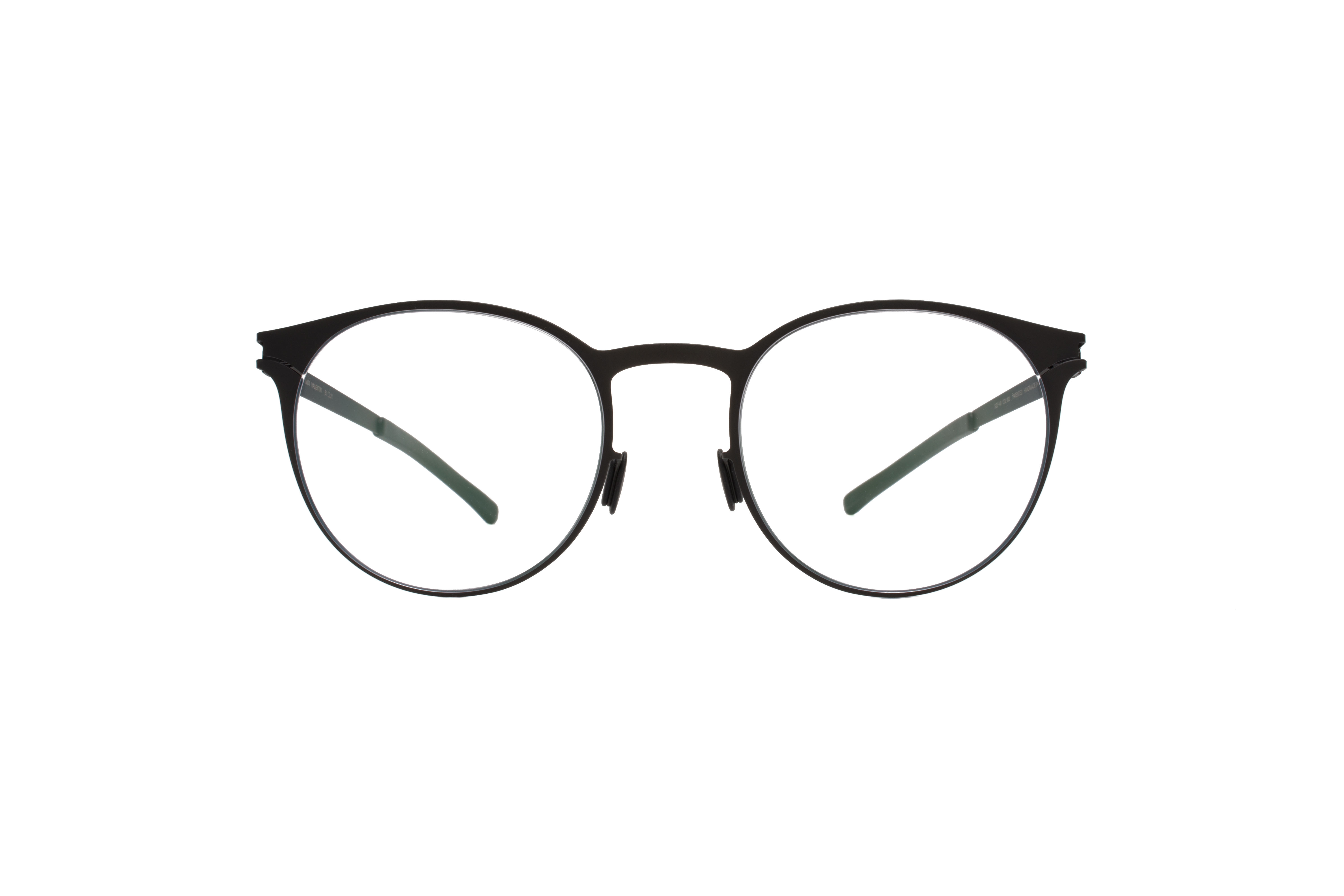 MYKITA No1 Rx Valentin Black Clear