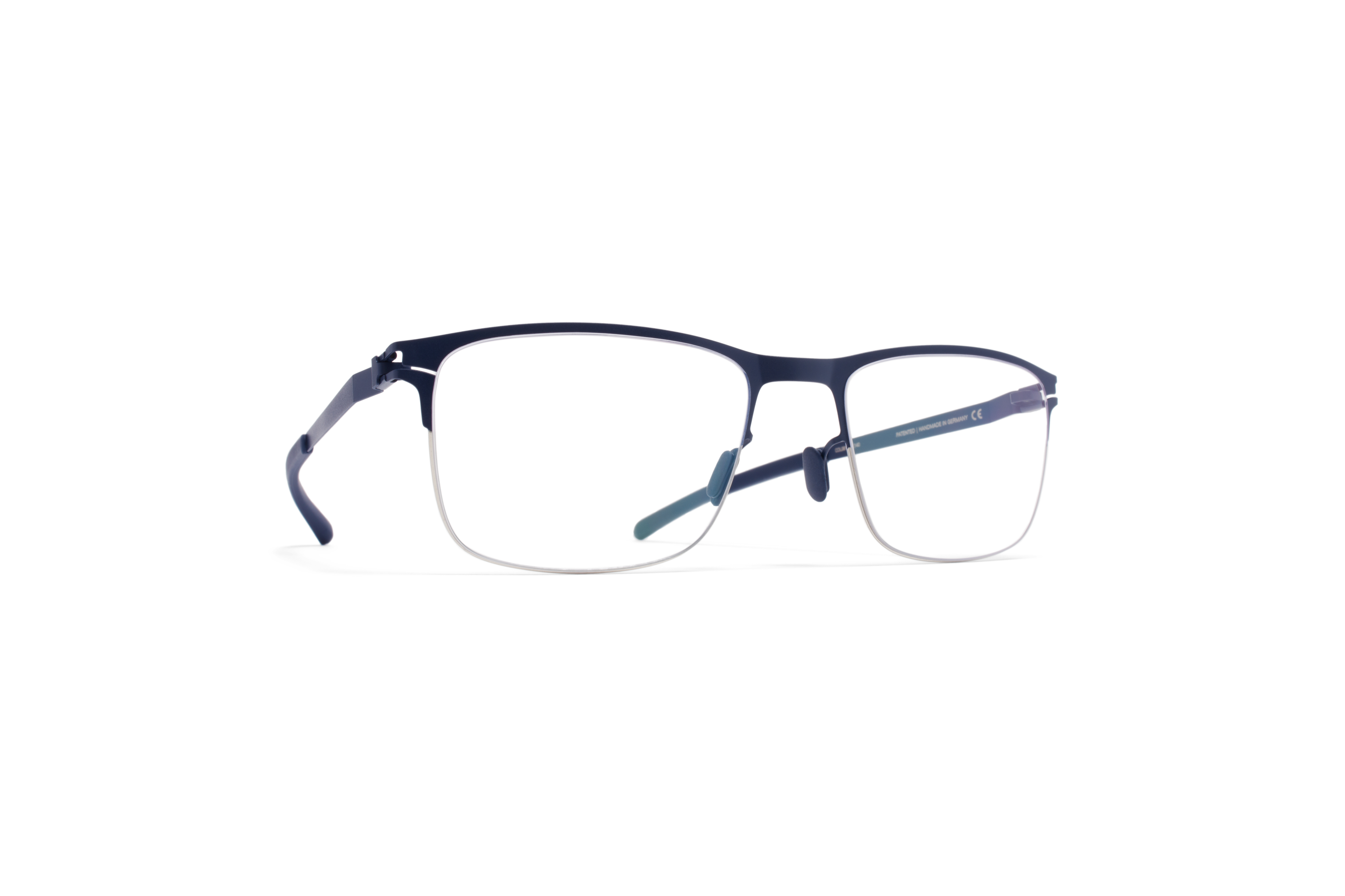 MYKITA No1 Rx Vincent Silver Navy Clear P562ab057e9644