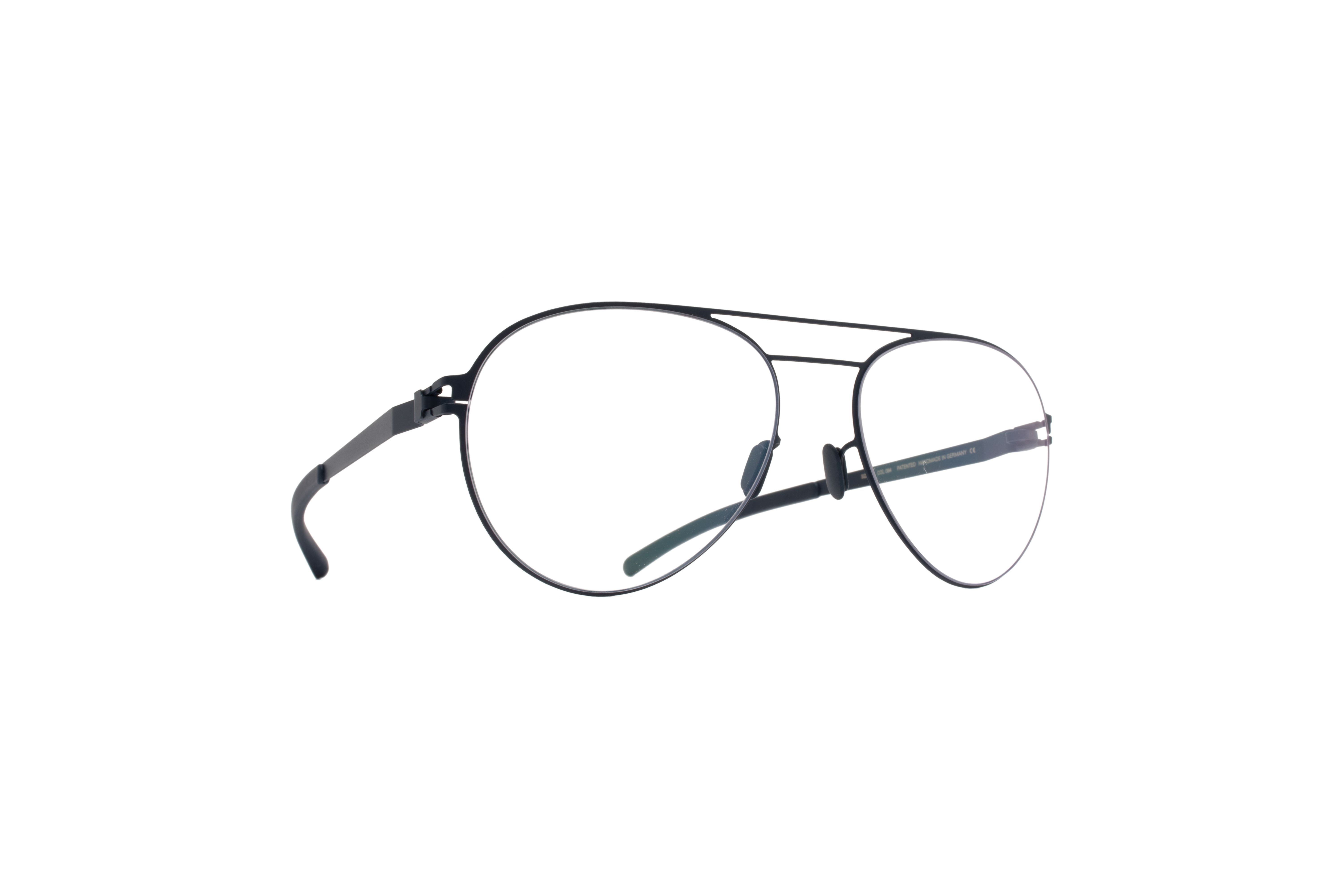 MYKITA No1 Rx Wulf Navy Clear