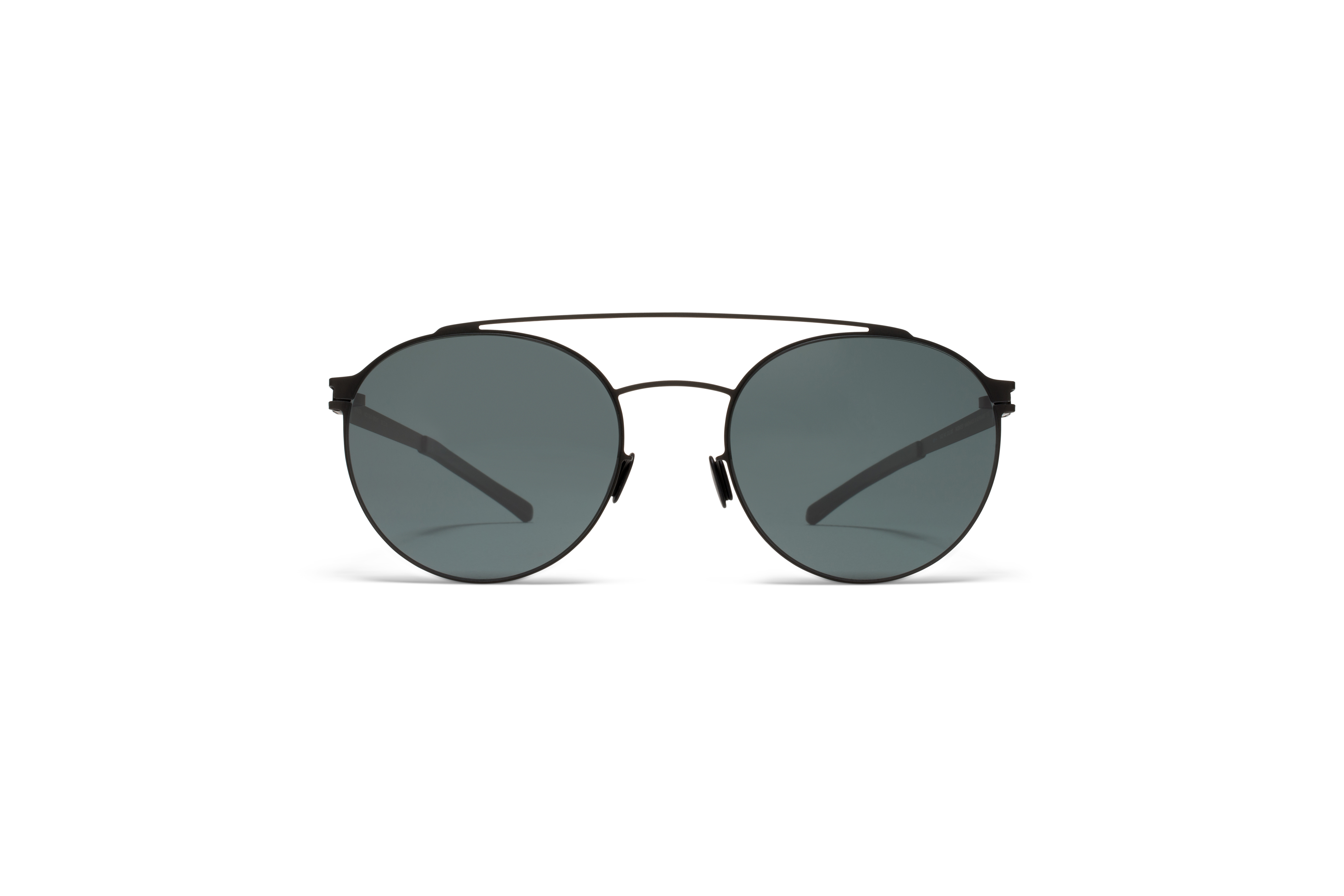 MYKITA No1 Sun Brent Black My Black Polarised
