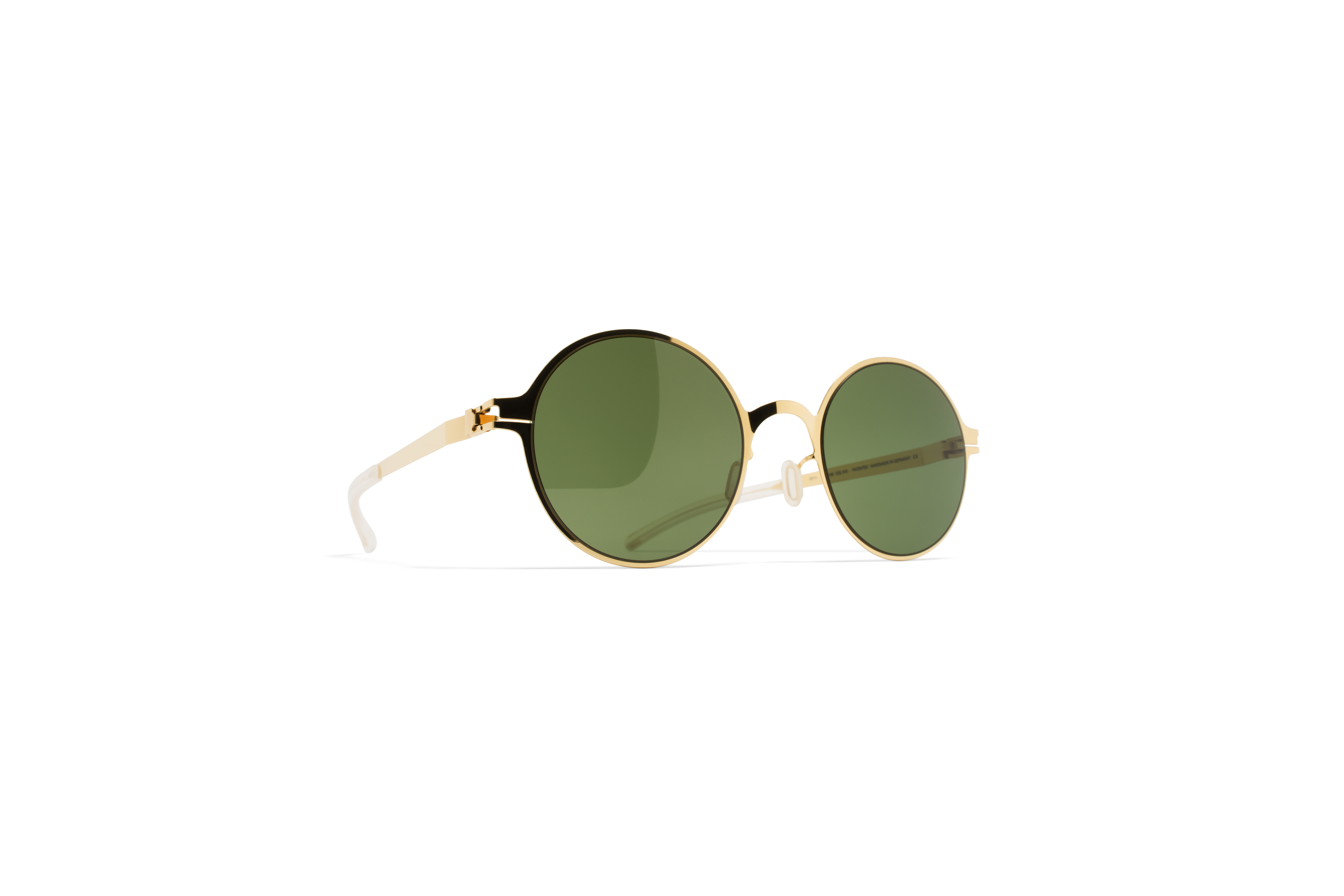 MYKITA No1 Sun Erin Glossygold My Fern Polarised
