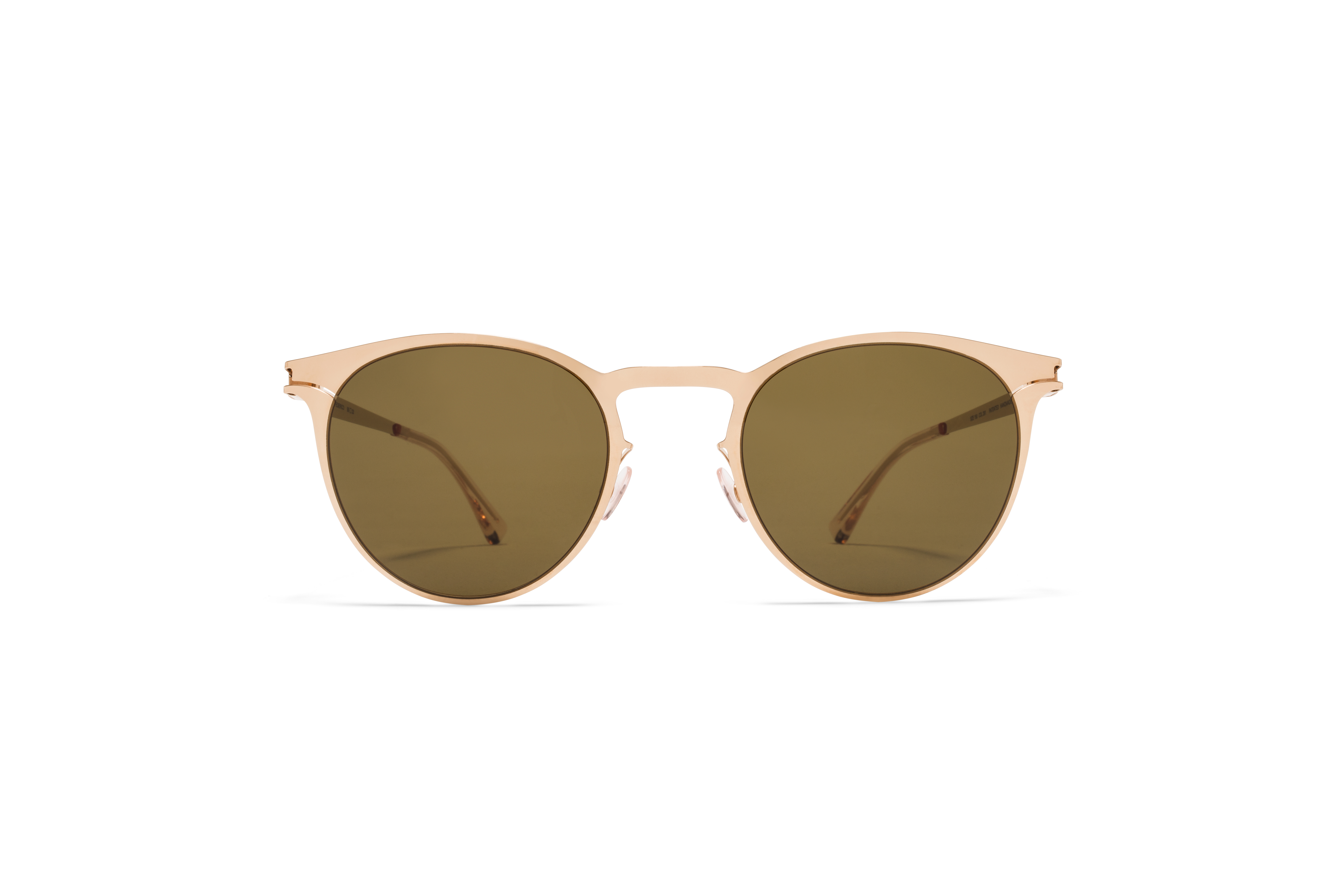 MYKITA No1 Sun Federico Champagne Gold Raw Brown S59fb2448649d8