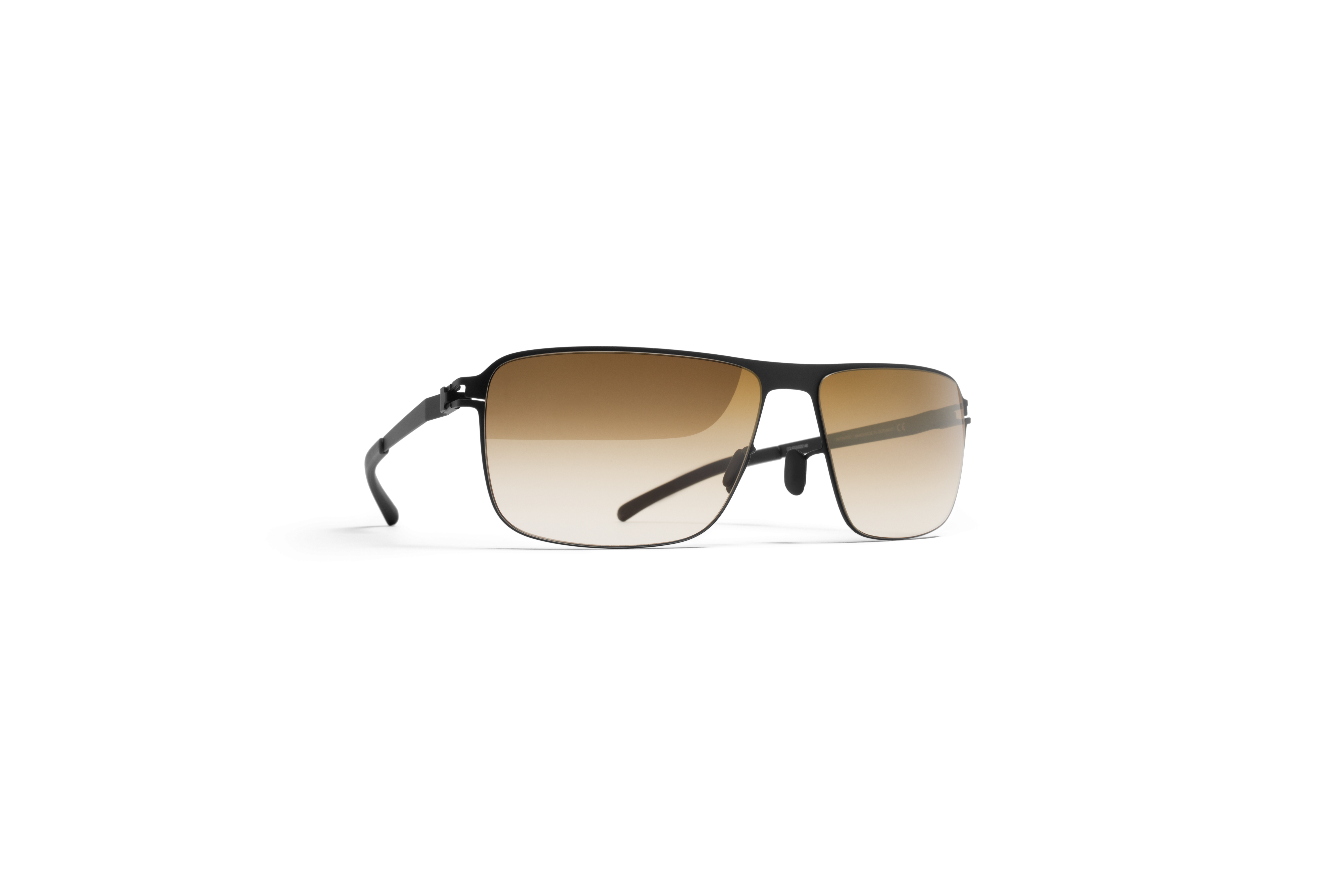 MYKITA No1 Sun Greyson Black Bronzegradientflas