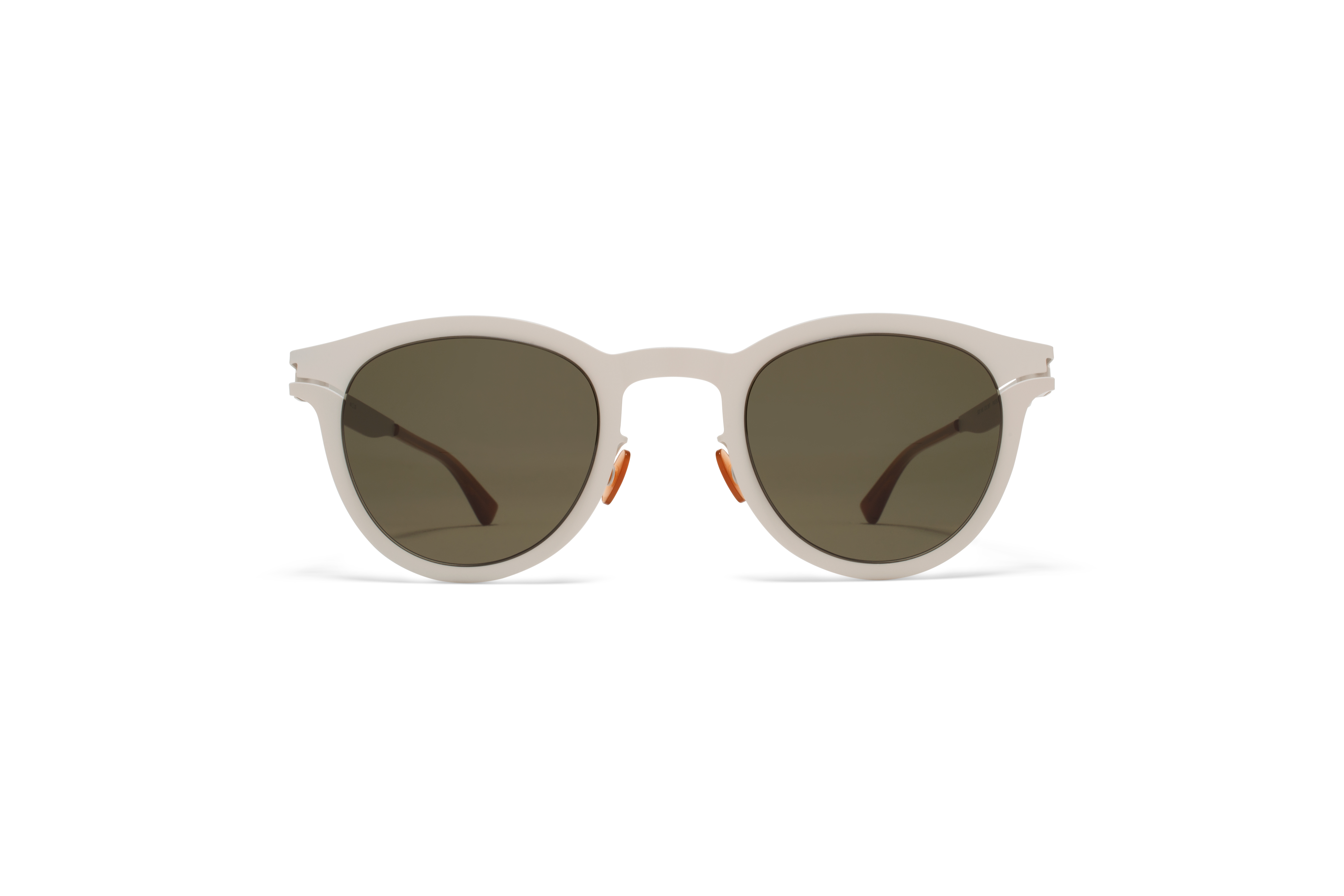 MYKITA No1 Sun Macy Cinerous Grey Raw Green Solid58ab20d5107a5