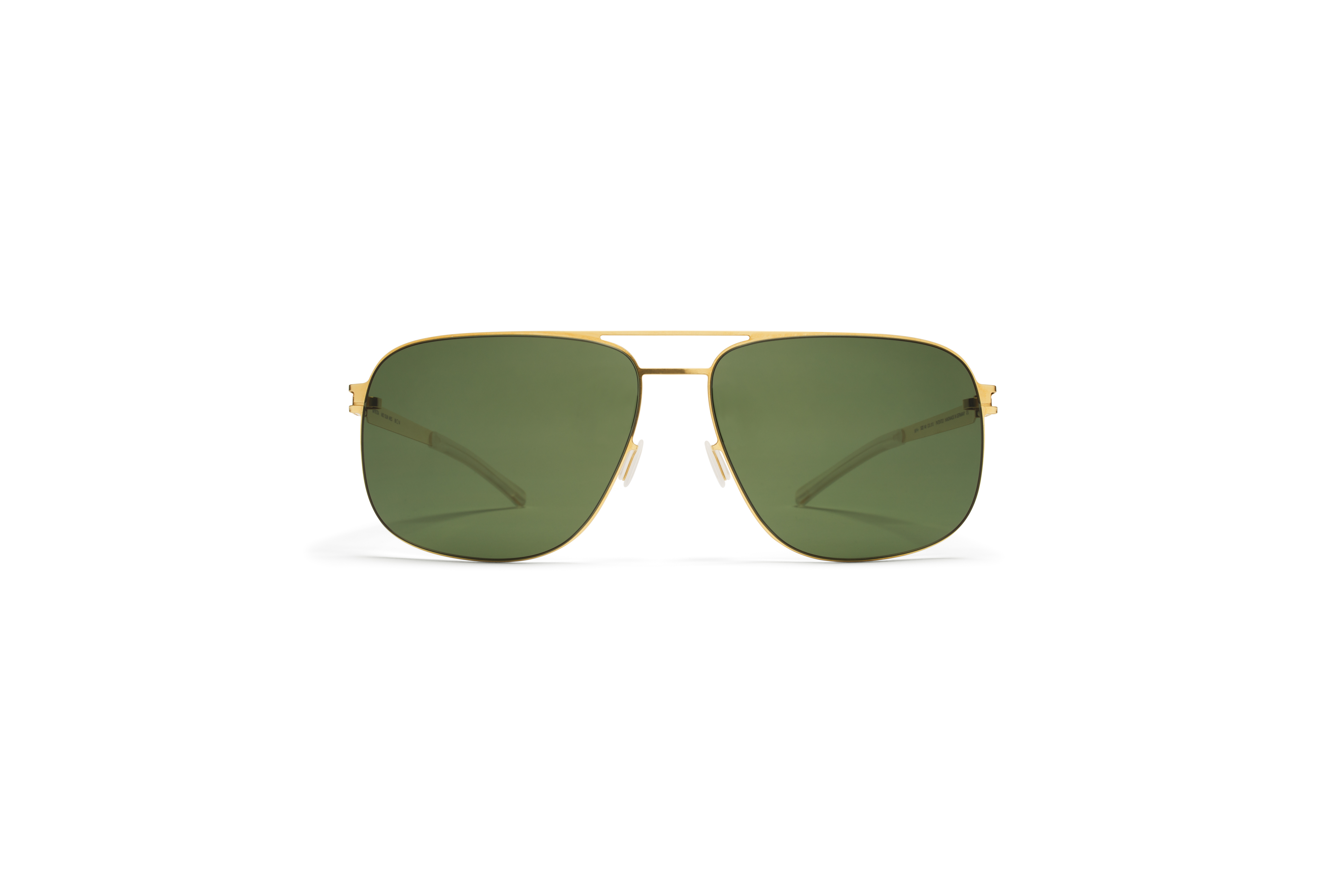 MYKITA No1 Sun Wes Glossygold My Fern Polarised