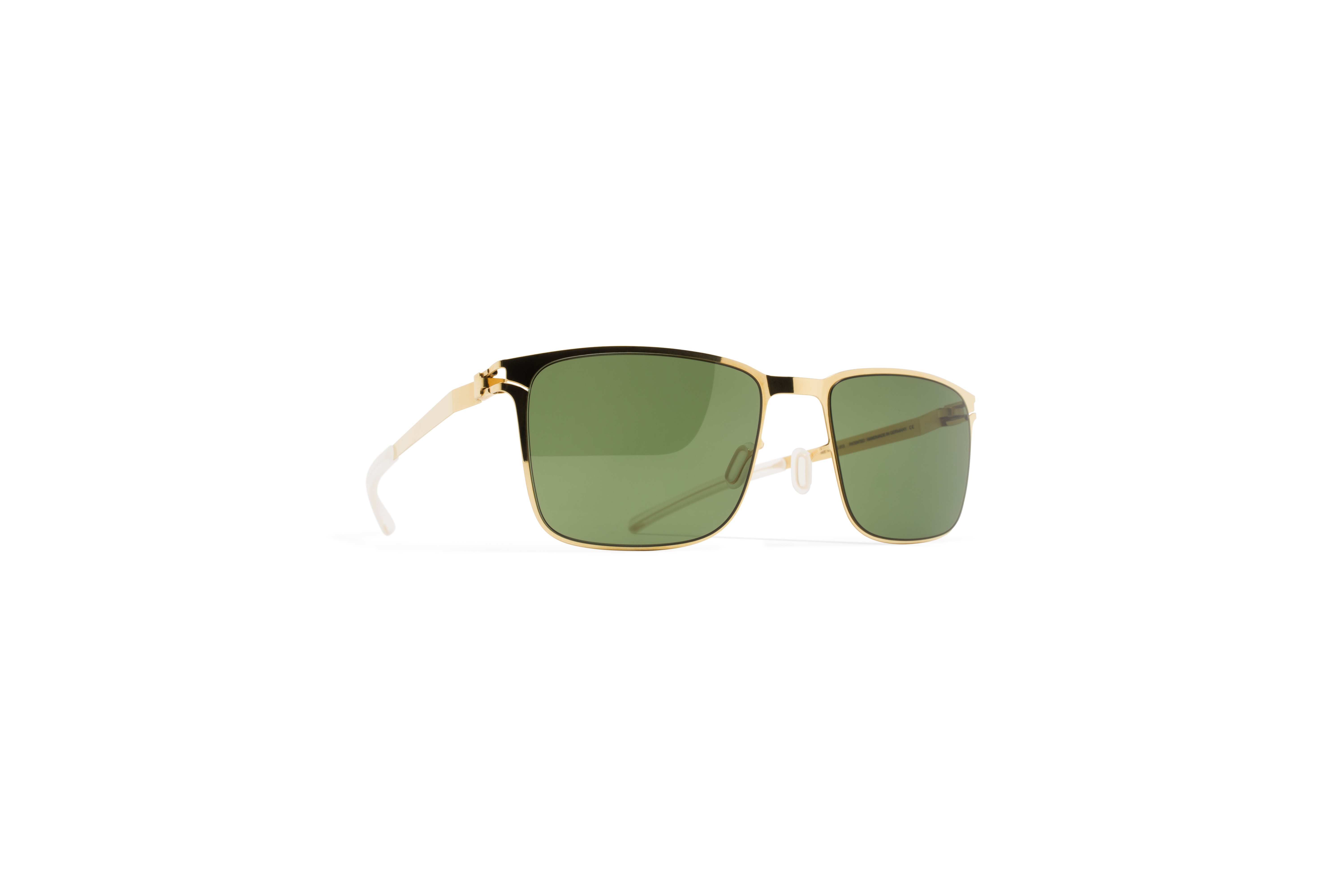 MYKITA No1 Sun Yanir Glossygold My Fern Polarised