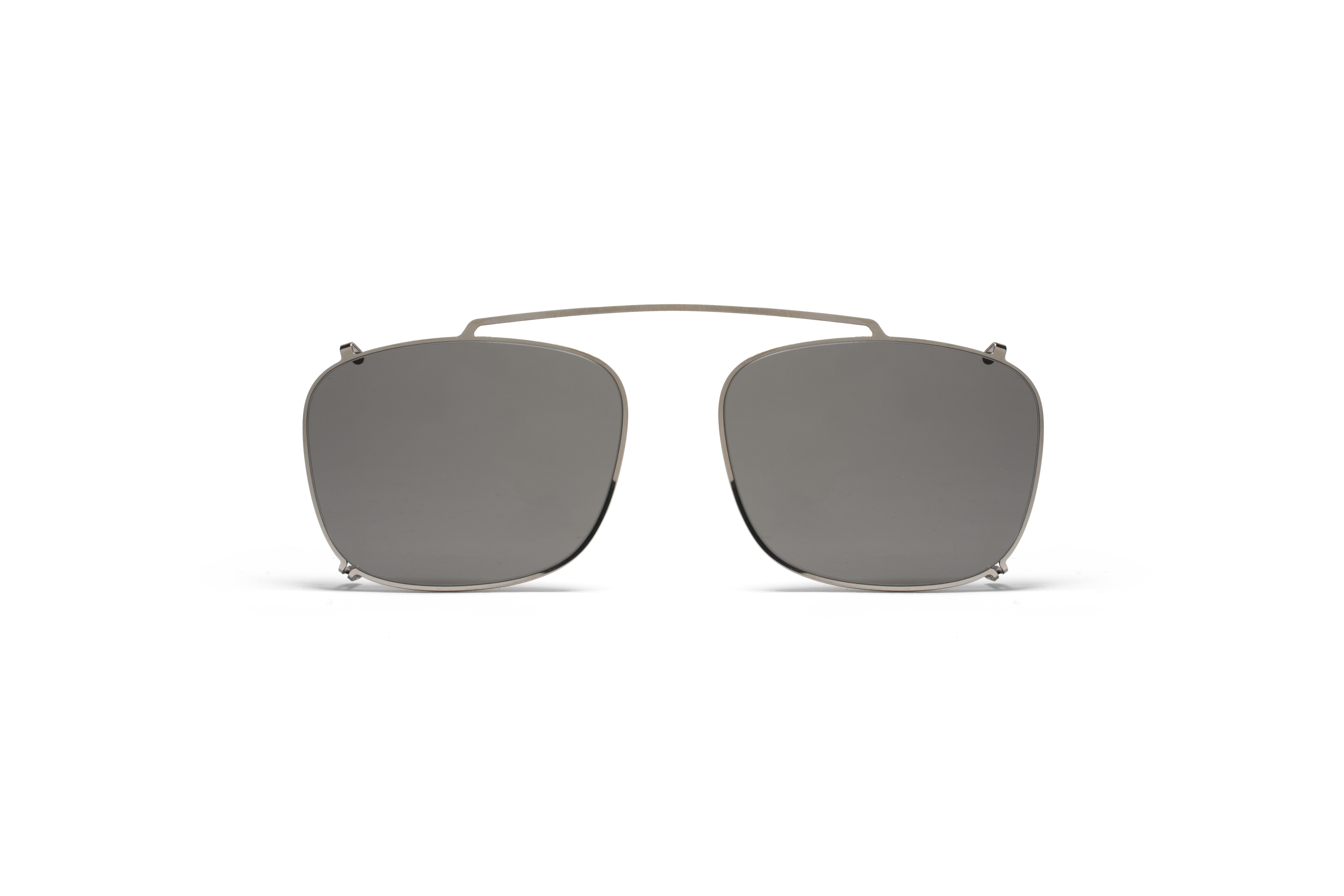 MYKITA No2 Fabian Shinysilver Grey Solid P57584493d5601