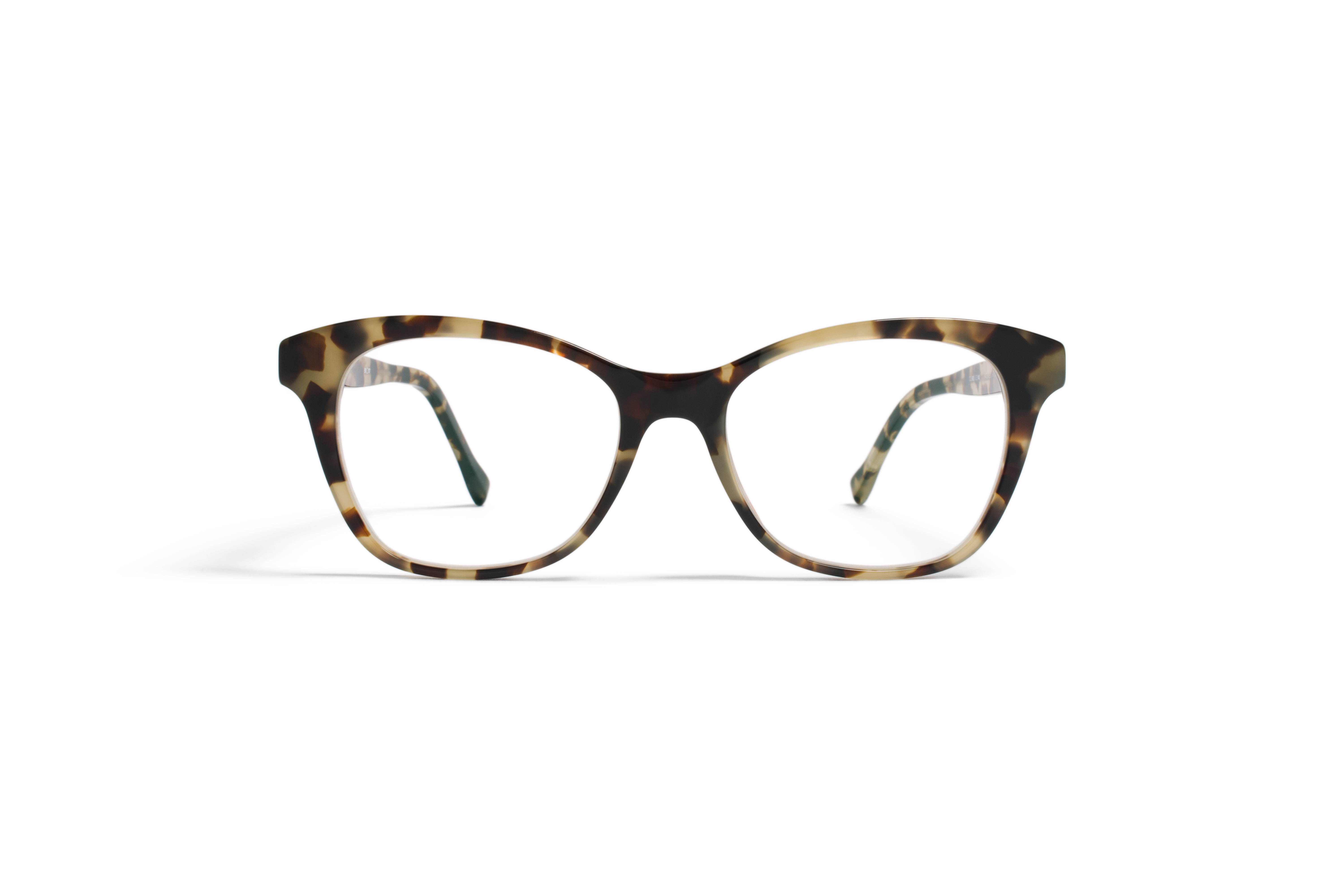 MYKITA No2 Rx Annabeth Chocolate Chips Clear