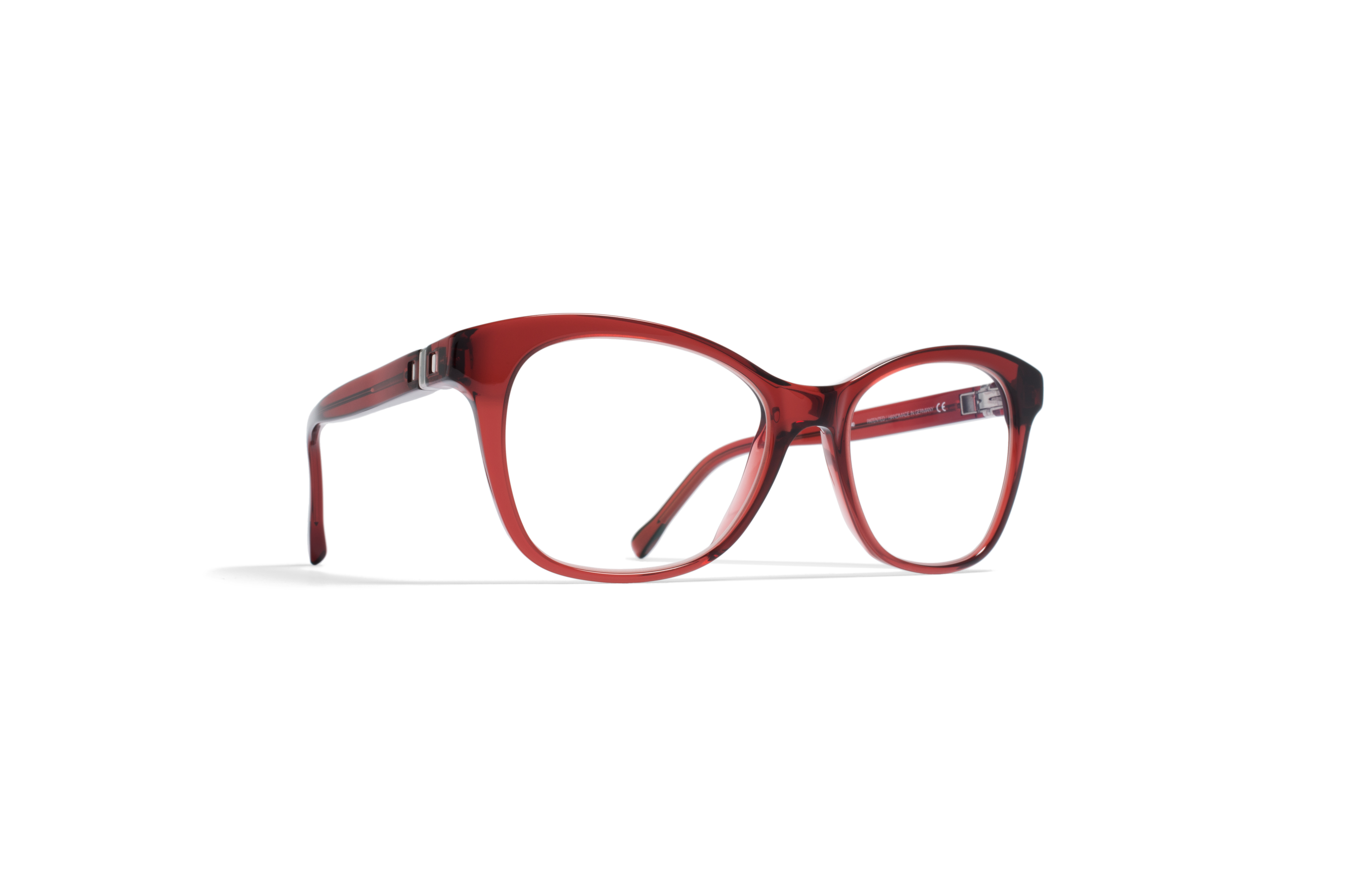 MYKITA No2 Rx Annabeth Ruby Clear