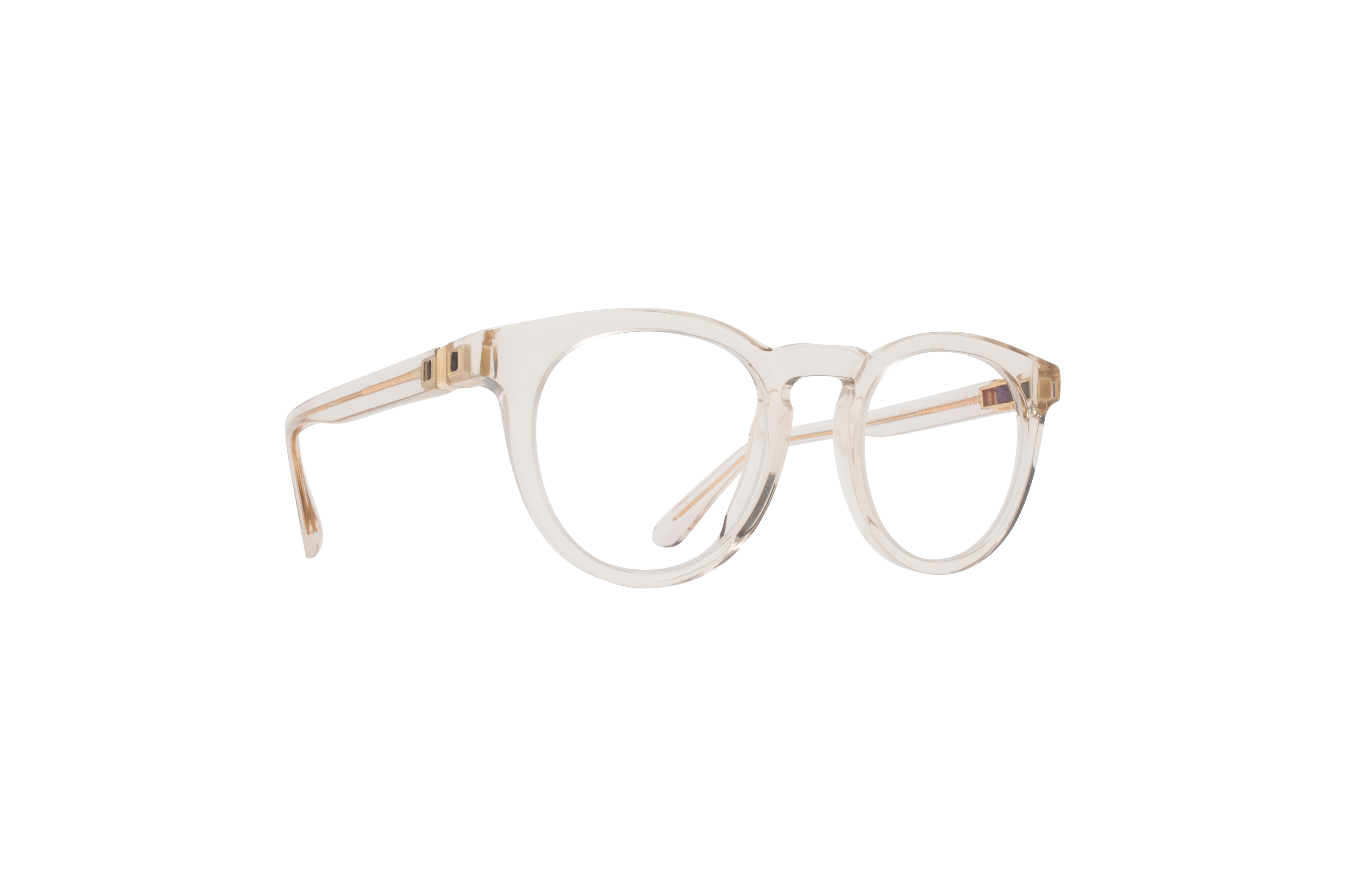MYKITA No2 Rx Capote Champagne Clear J5810c58ded657