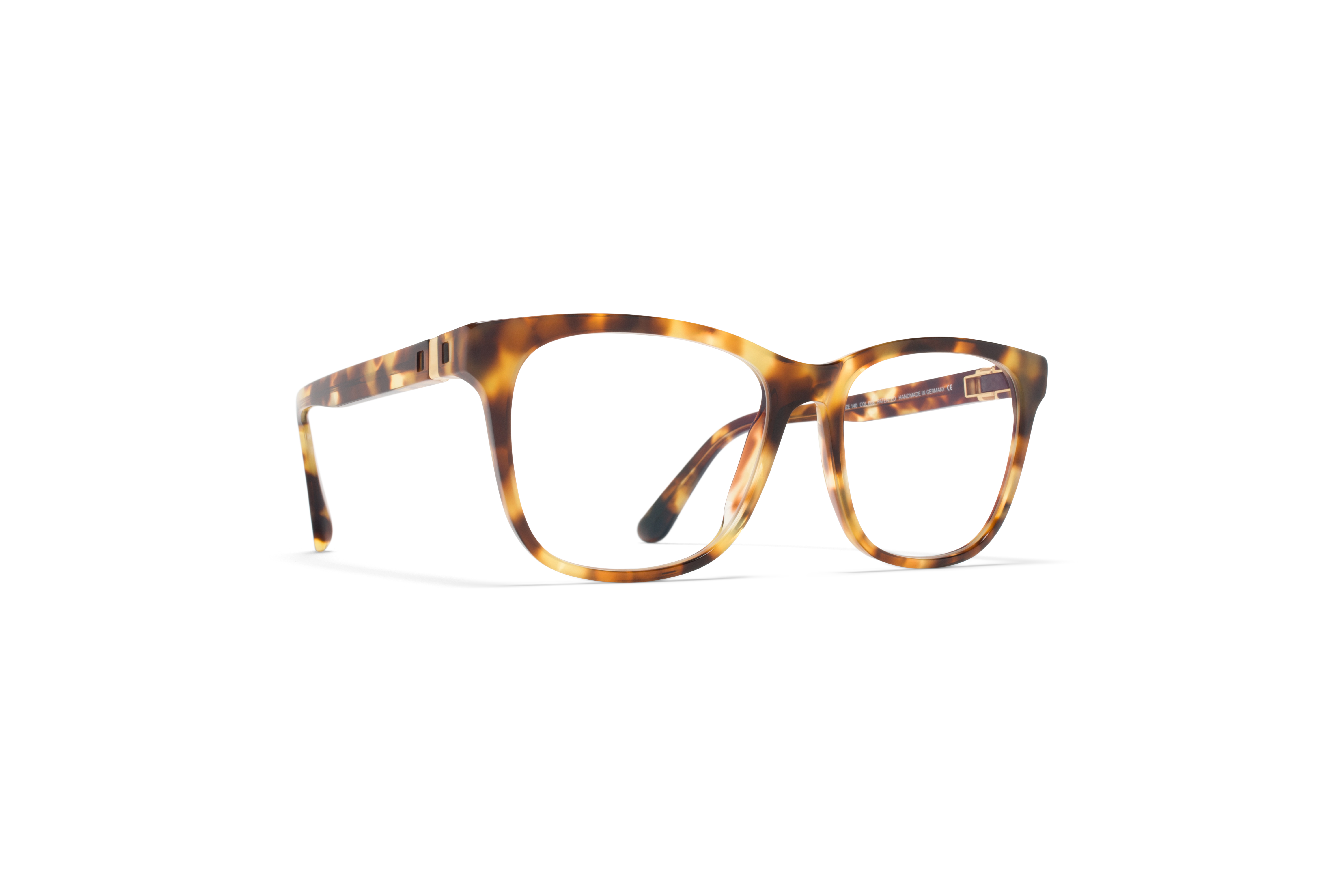 MYKITA No2 Rx Donna Cocoa Sprinkles Clear