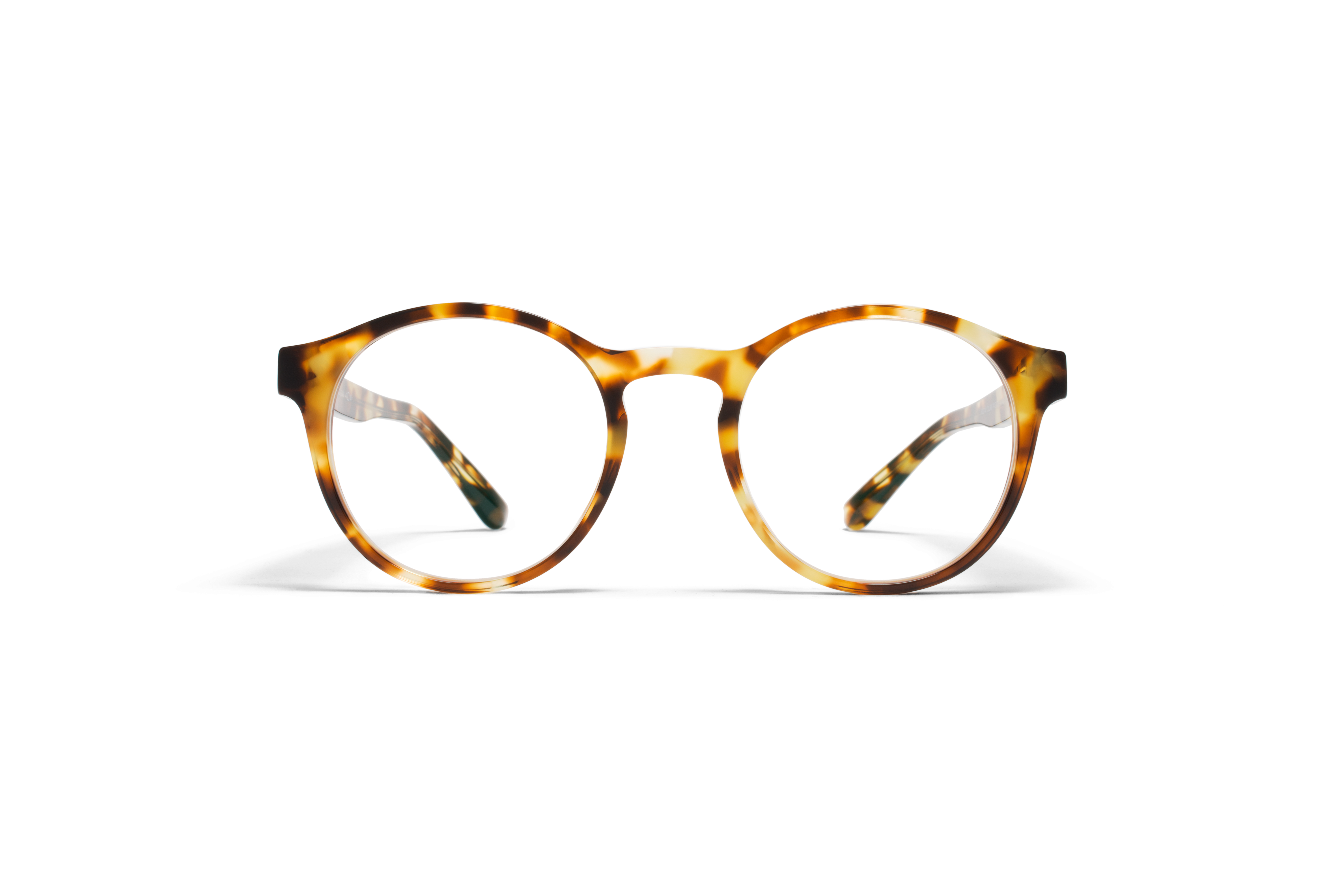 MYKITA No2 Rx Elias Cocoa Sprinkles Clear