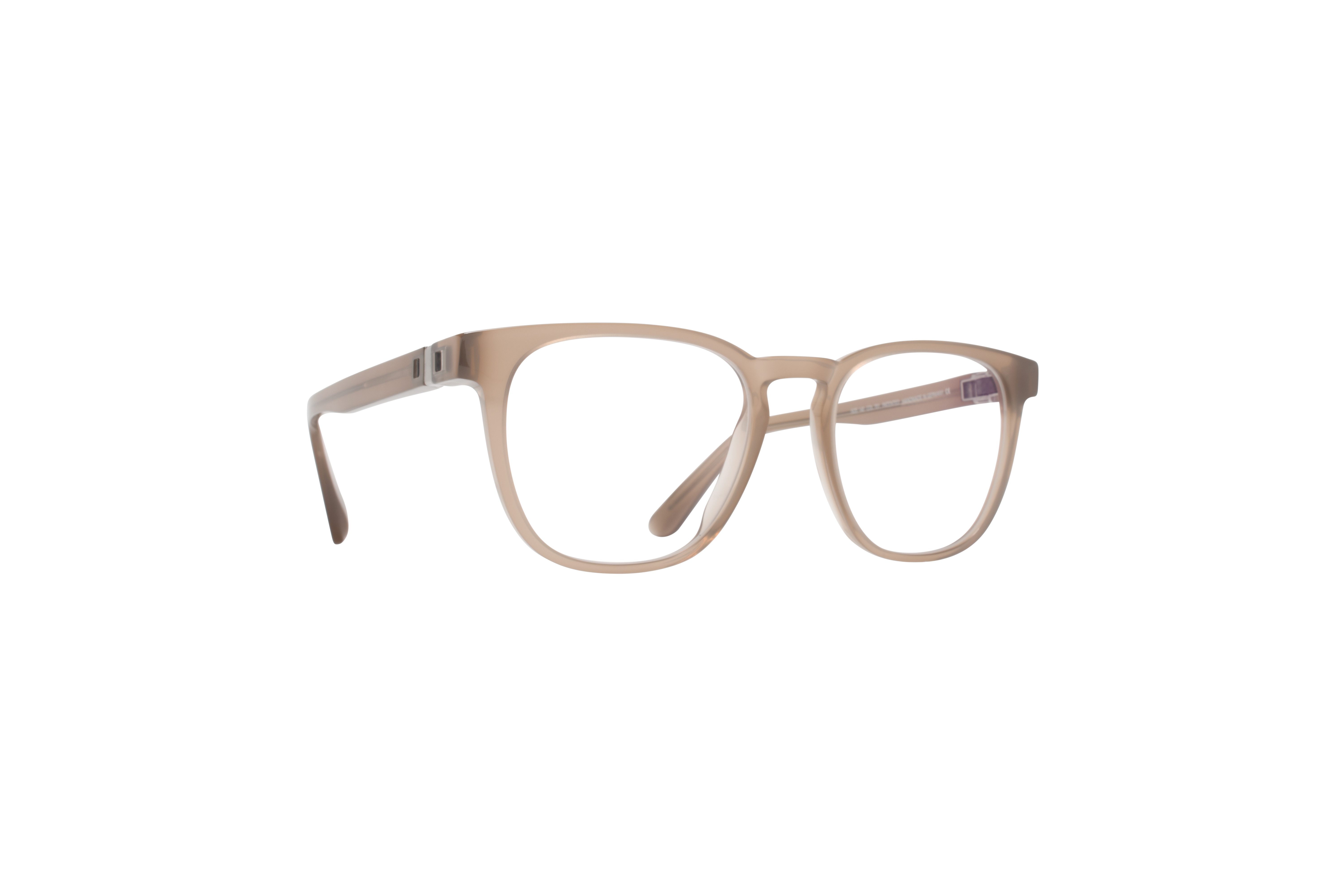 MYKITA No2 Rx Franklin Taupe Clear