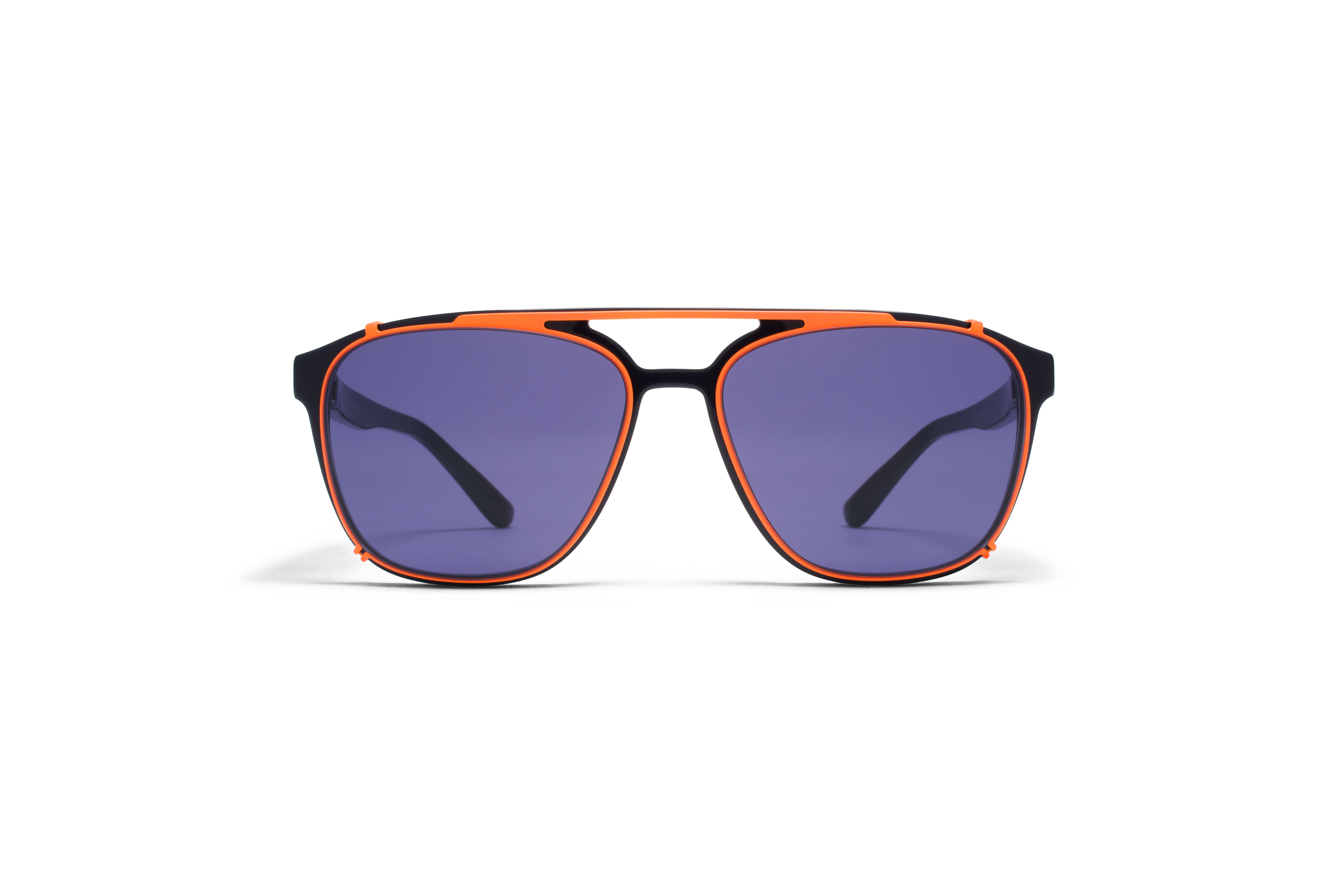 MYKITA No2 Rx Kendrick Shades Set Darkblue Clear